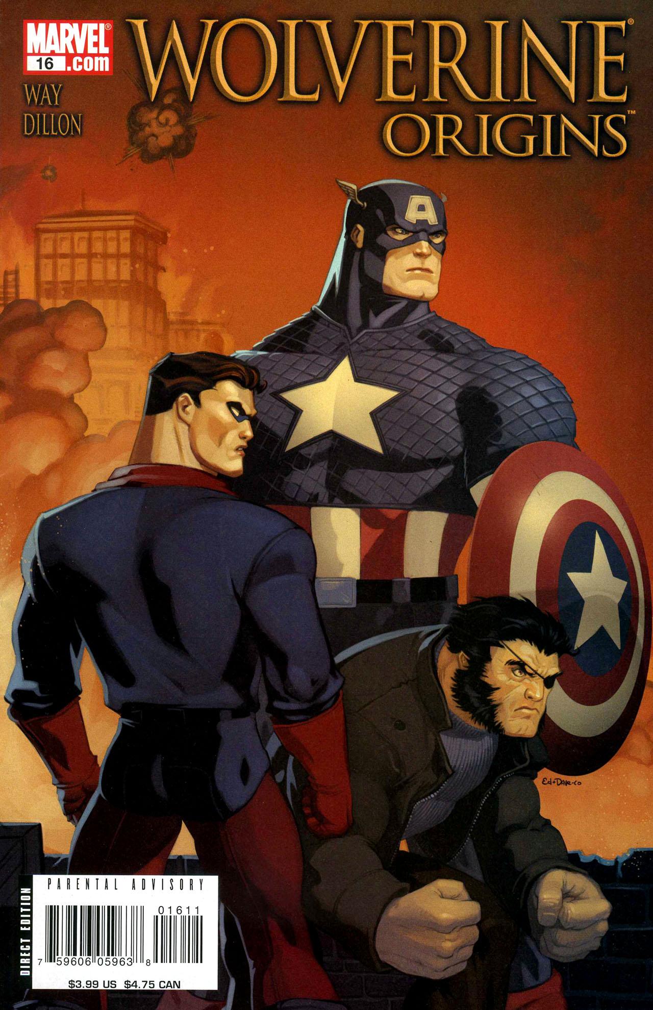 Read online Wolverine: Origins comic -  Issue #16 - 2