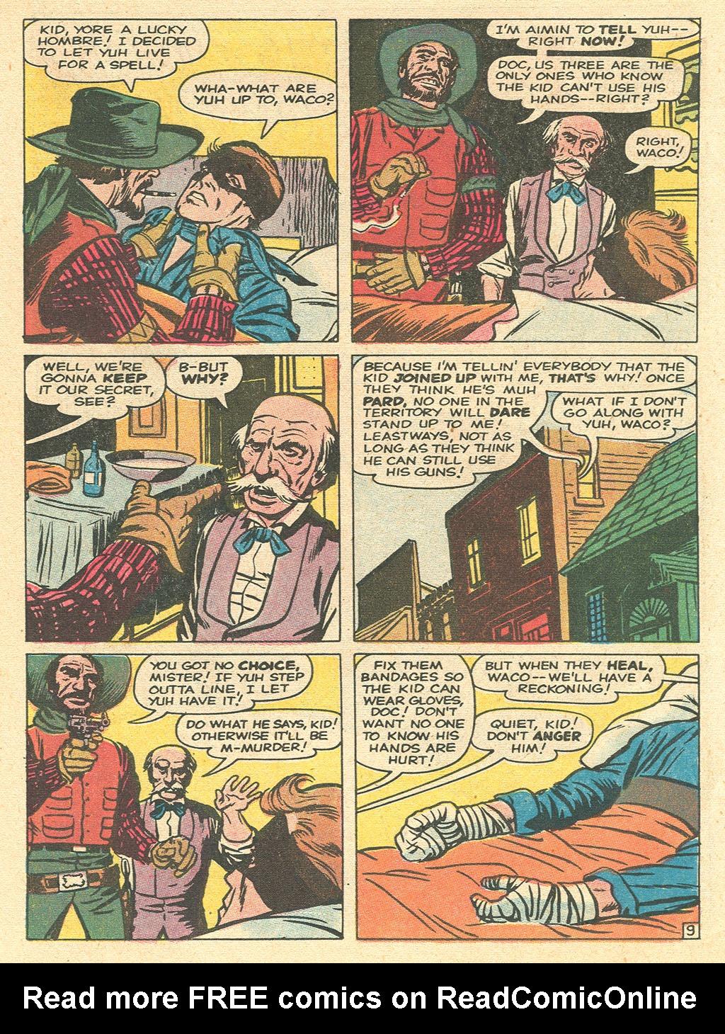 Read online Two-Gun Kid comic -  Issue #101 - 14