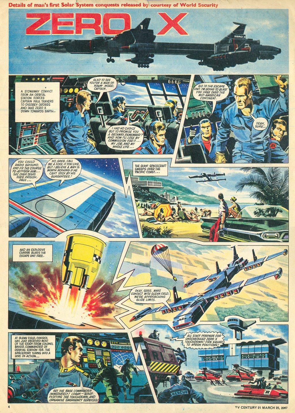 Read online TV Century 21 (TV 21) comic -  Issue #114 - 4