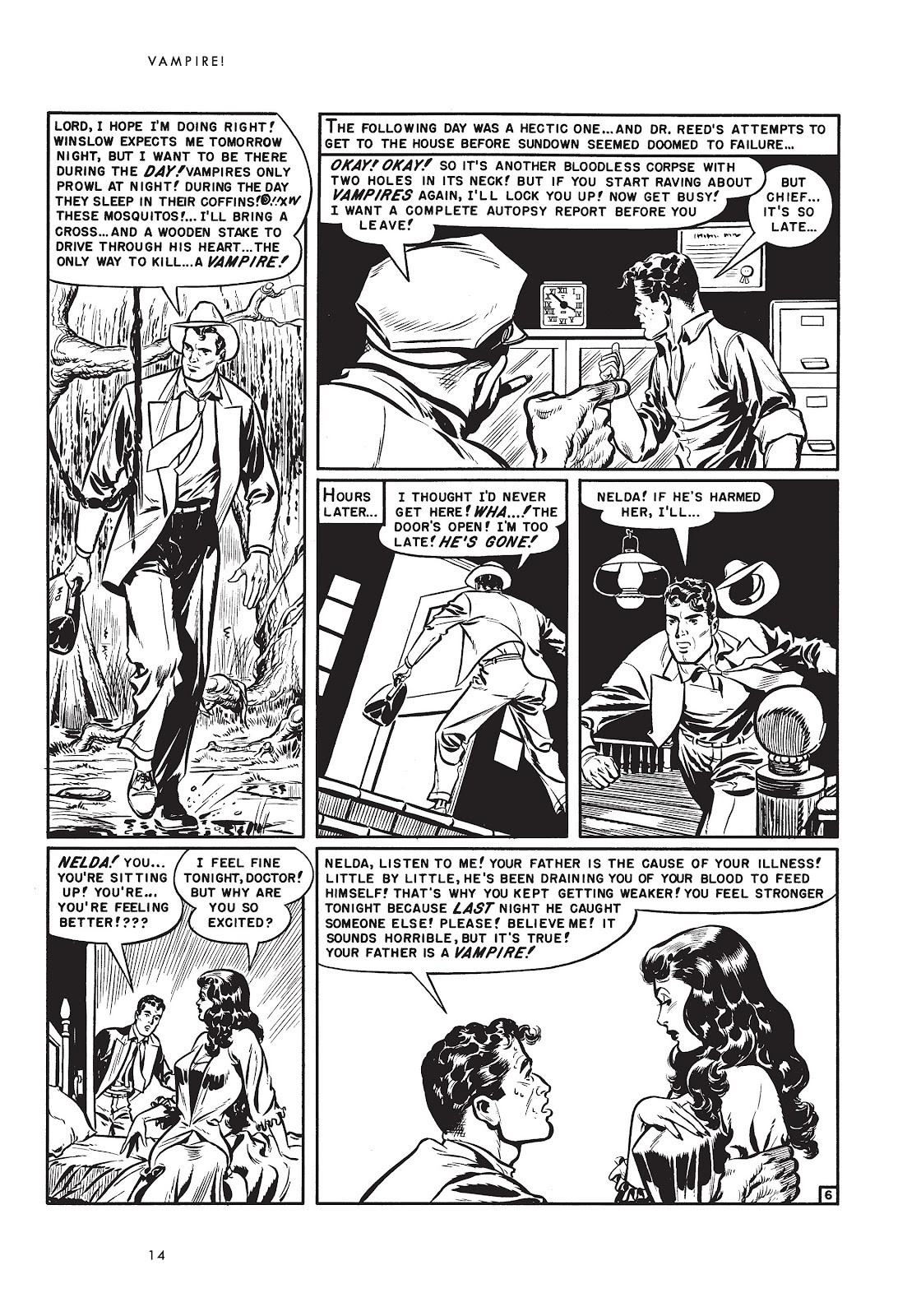 Read online Voodoo Vengeance and Other Stories comic -  Issue # TPB (Part 1) - 31