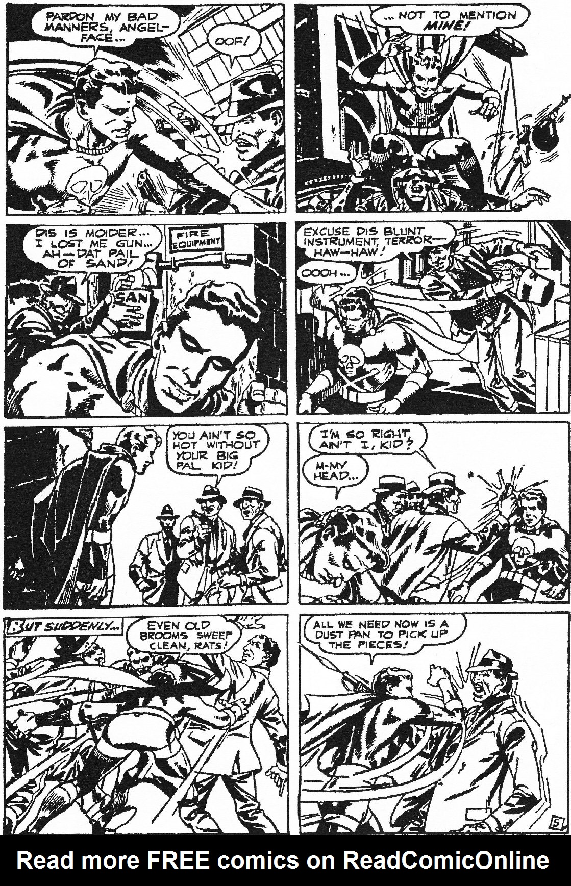 Read online Men of Mystery Comics comic -  Issue #84 - 33