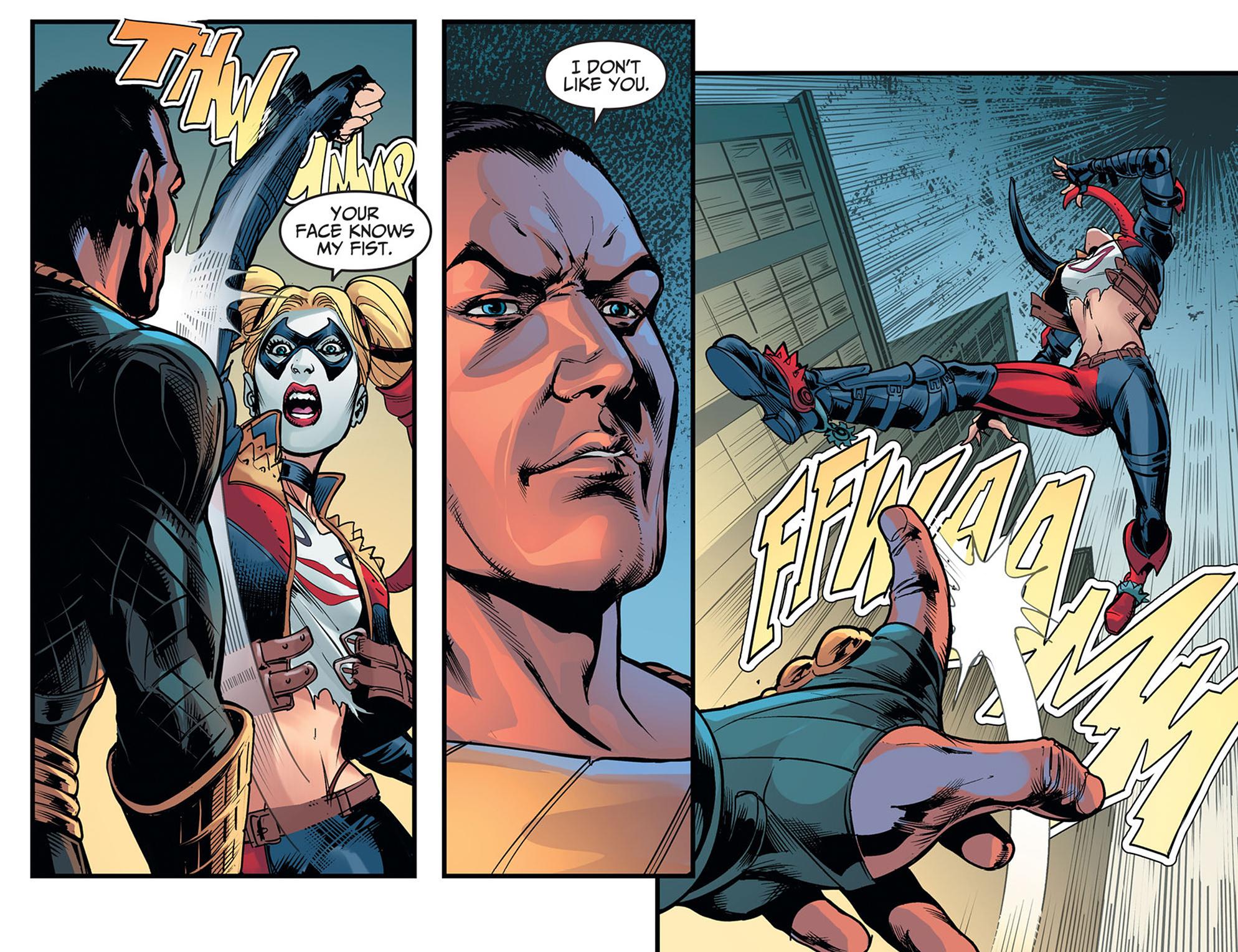 Read online Injustice: Ground Zero comic -  Issue #11 - 7