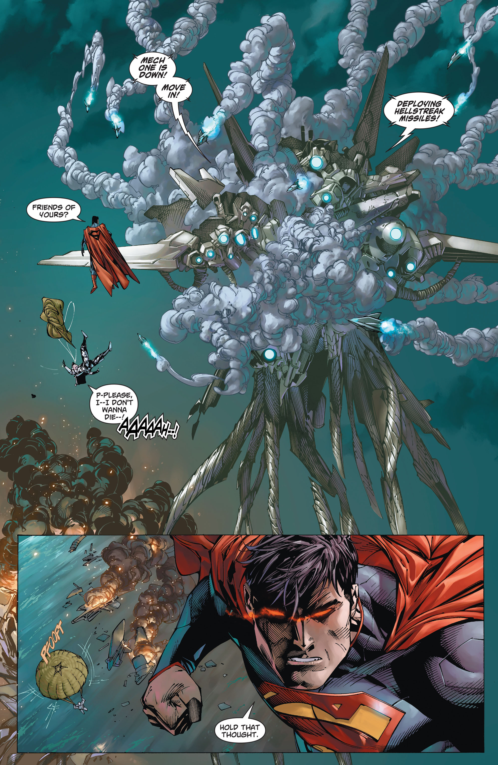 Read online Action Comics (2011) comic -  Issue #19 - 13