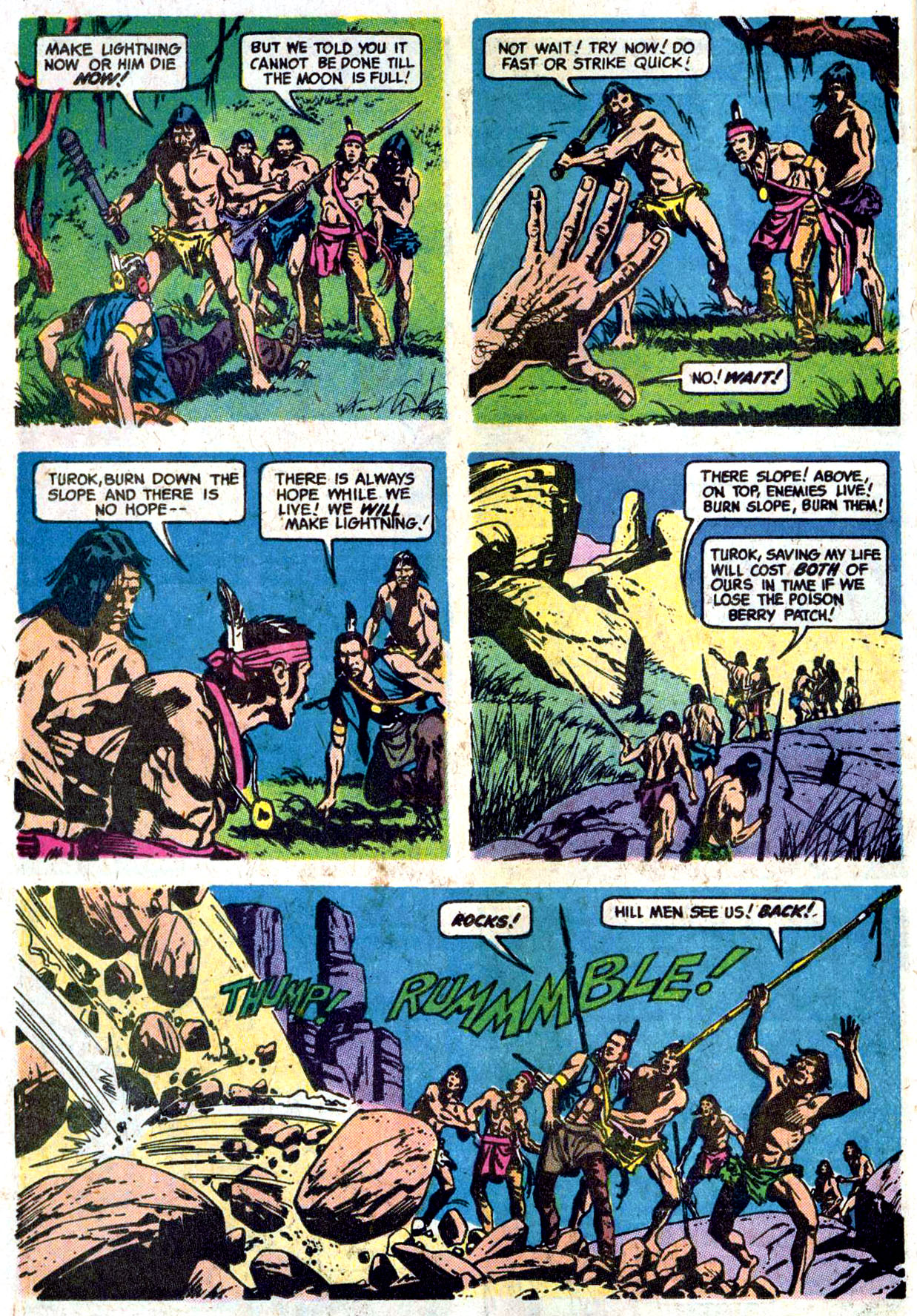 Read online Turok, Son of Stone comic -  Issue #114 - 25