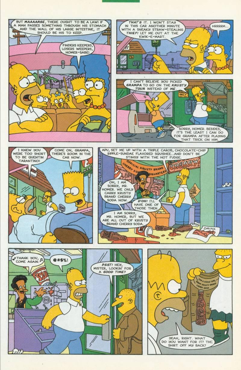 Read online Simpsons Comics comic -  Issue #41 - 8
