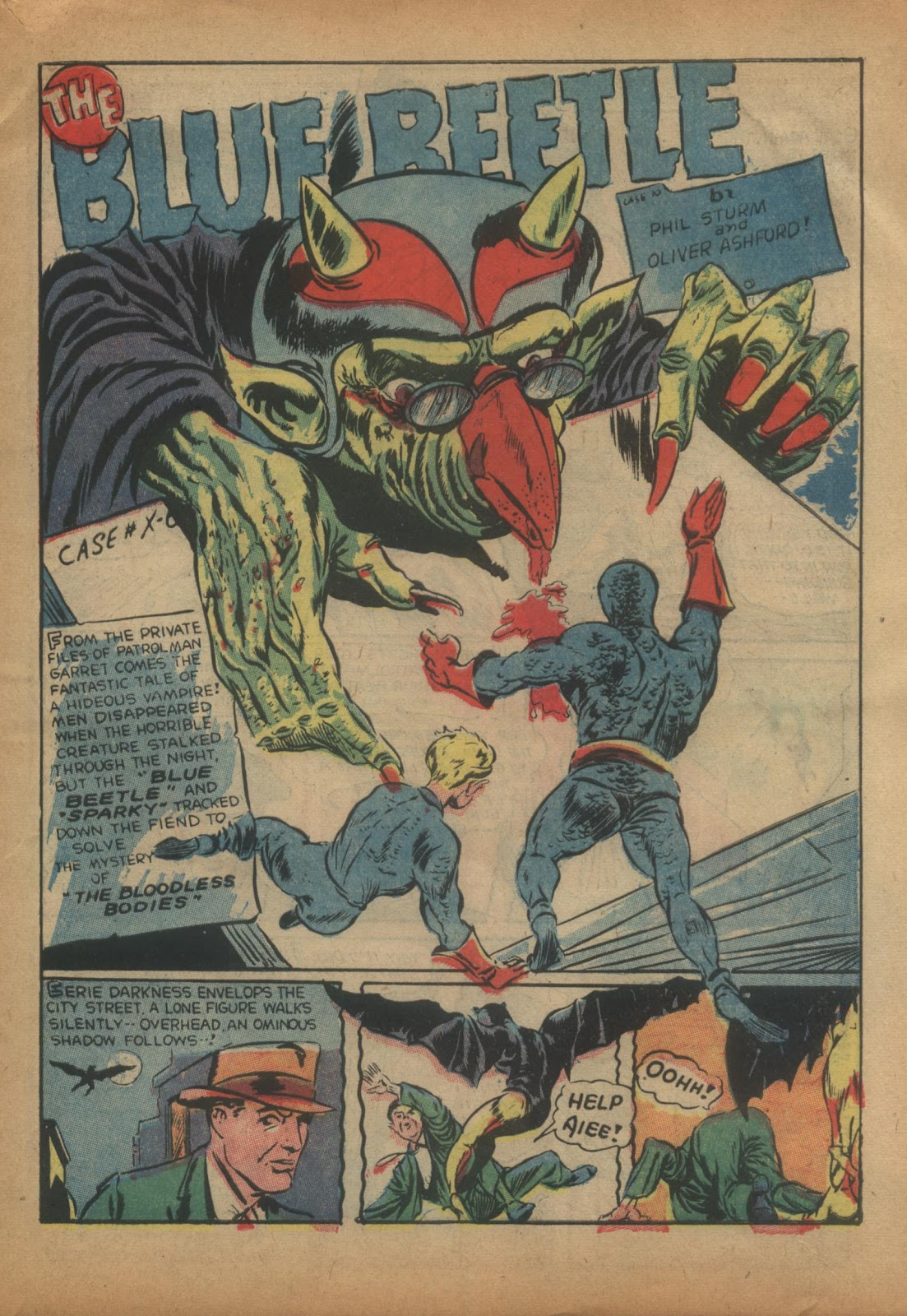 The Blue Beetle issue 15 - Page 53