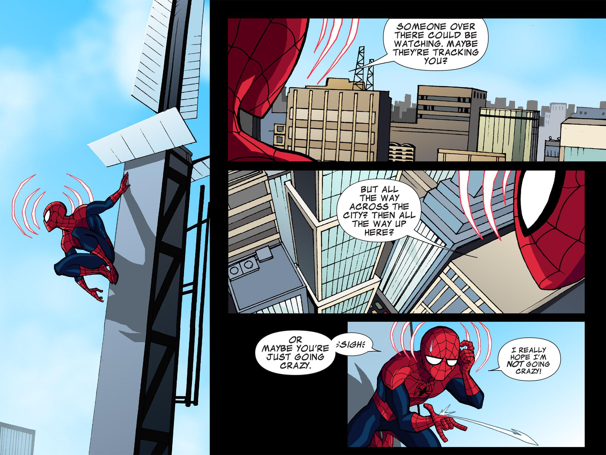 Read online Ultimate Spider-Man (Infinite Comics) (2015) comic -  Issue #1 - 32