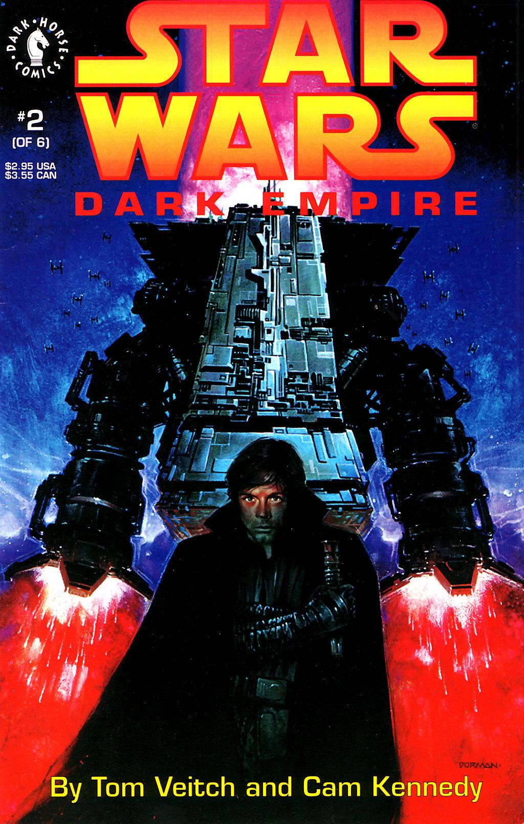 Star Wars: Dark Empire 2 Page 1