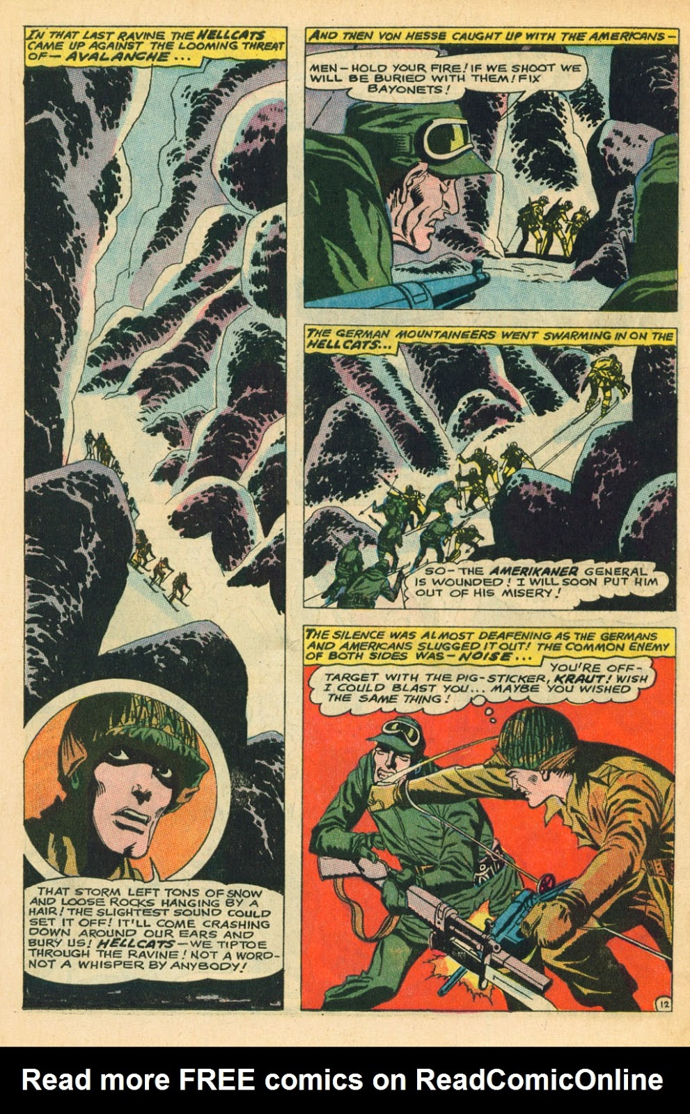 Our Fighting Forces (1954) issue 110 - Page 19