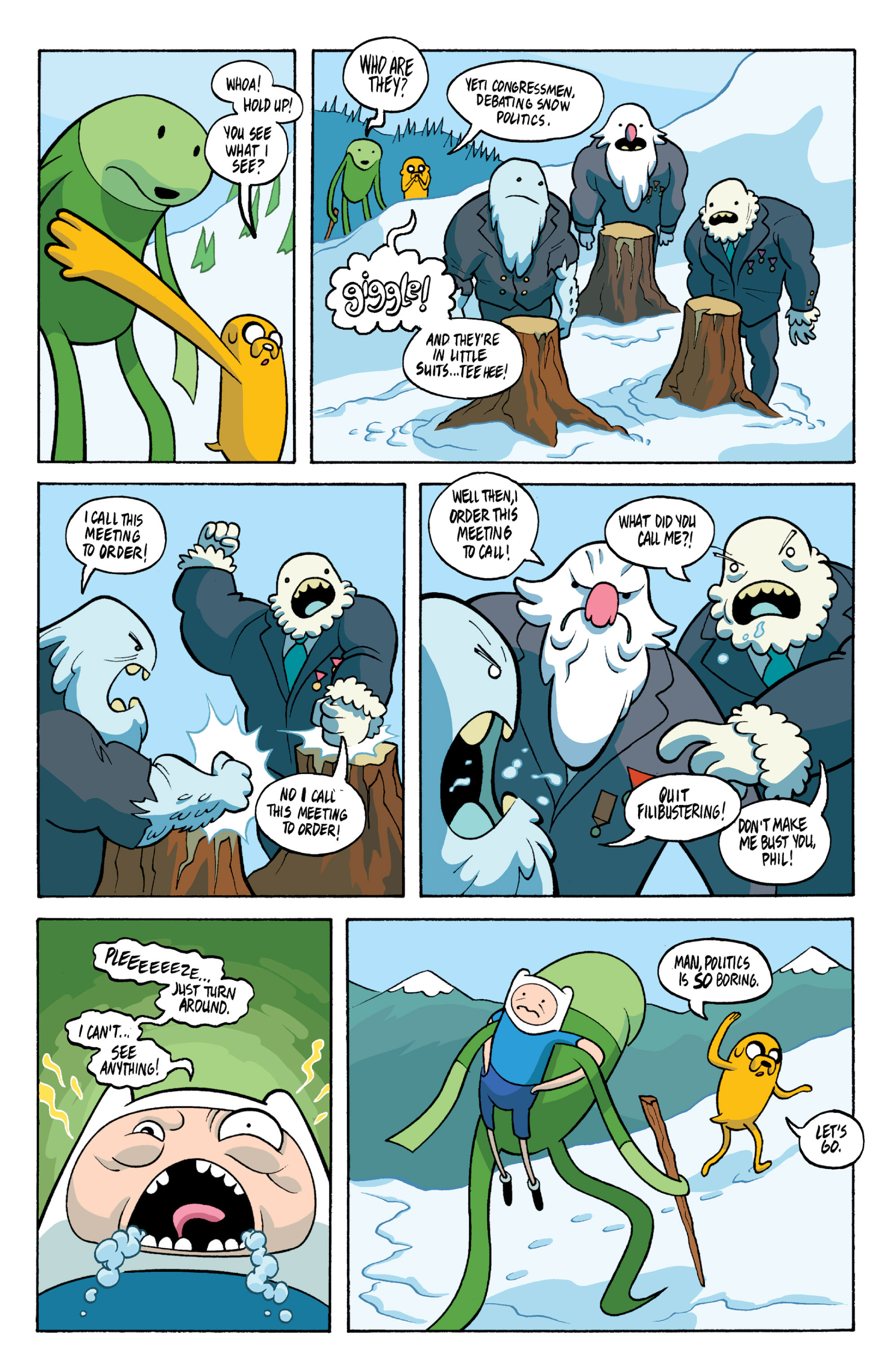 Read online Adventure Time comic -  Issue #Adventure Time _Annual 1 - 26