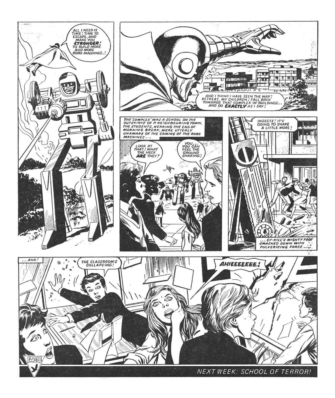 Read online Robo Machines comic -  Issue # TPB - 26