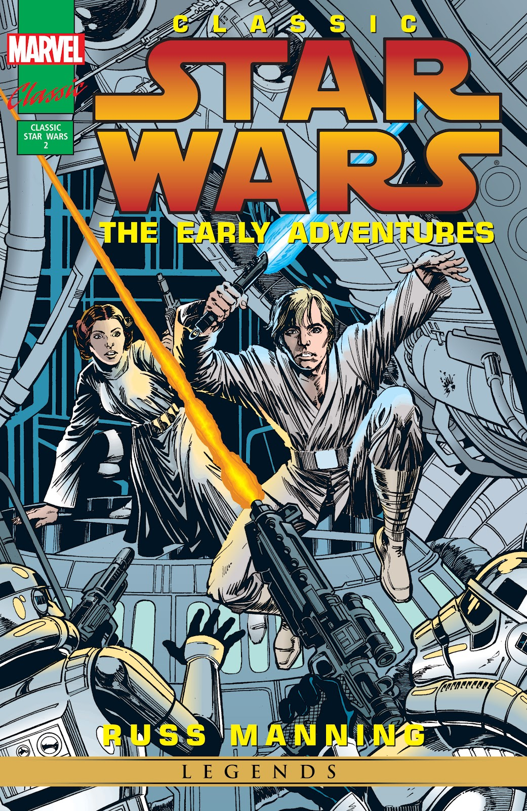 Read online Star Wars Legends: The Newspaper Strips - Epic Collection comic -  Issue # TPB (Part 1) - 62