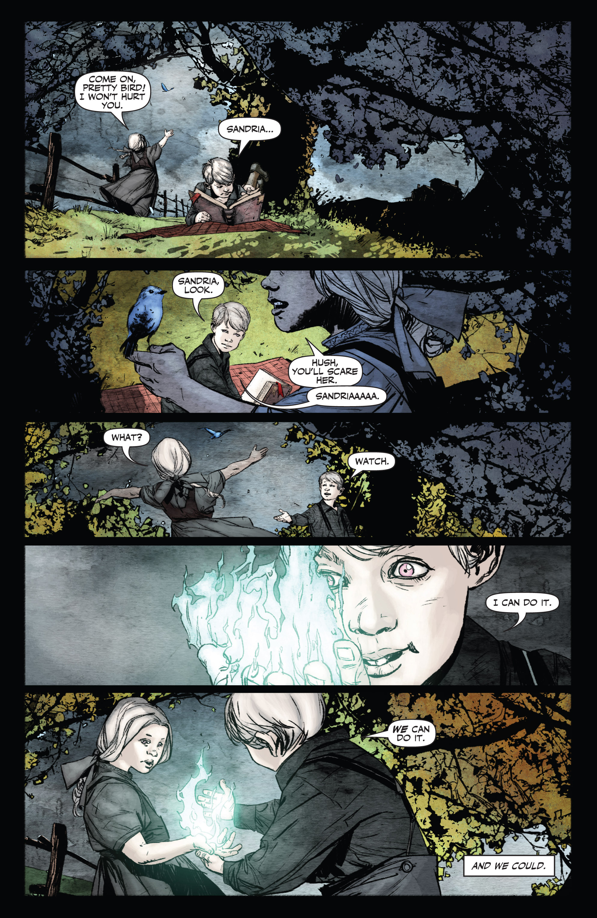 Read online Shadowman (2012) comic -  Issue #0 - 7