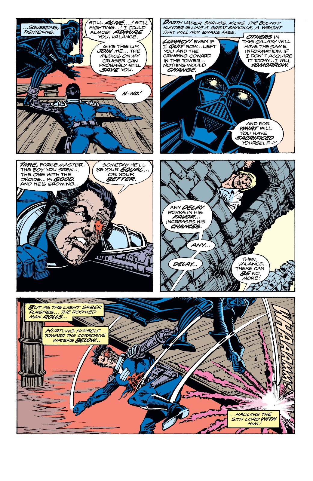 Read online Star Wars Legends: The Original Marvel Years - Epic Collection comic -  Issue # TPB 2 (Part 2) - 11