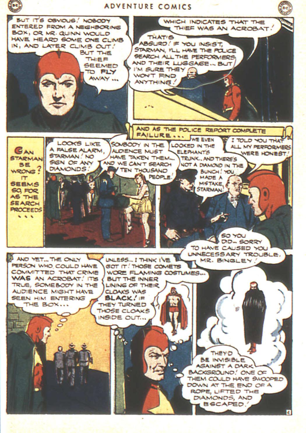 Read online Adventure Comics (1938) comic -  Issue #92 - 30
