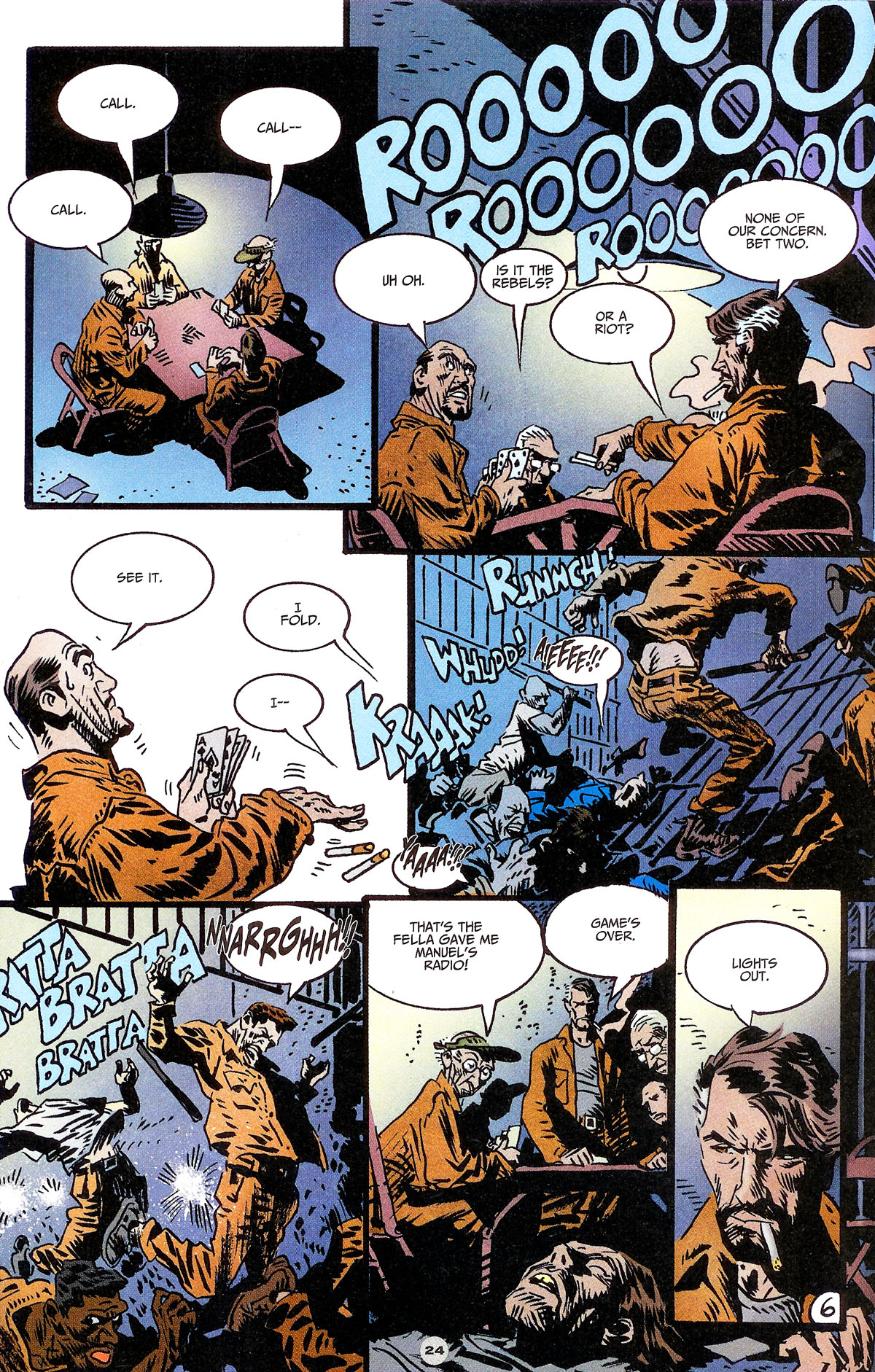Read online Solo (2004) comic -  Issue #6 - 25