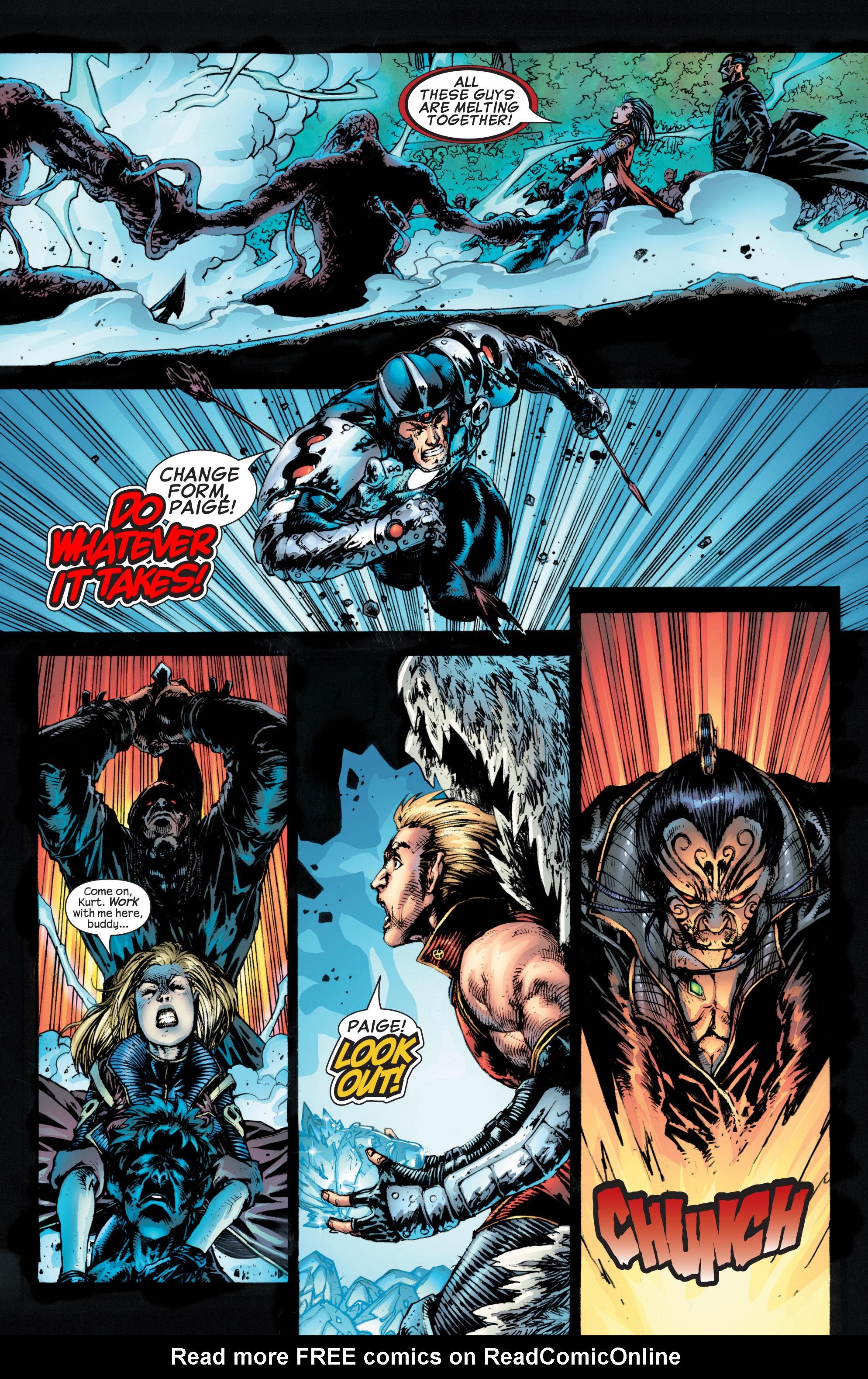 Read online Uncanny X-Men (1963) comic -  Issue #430 - 21