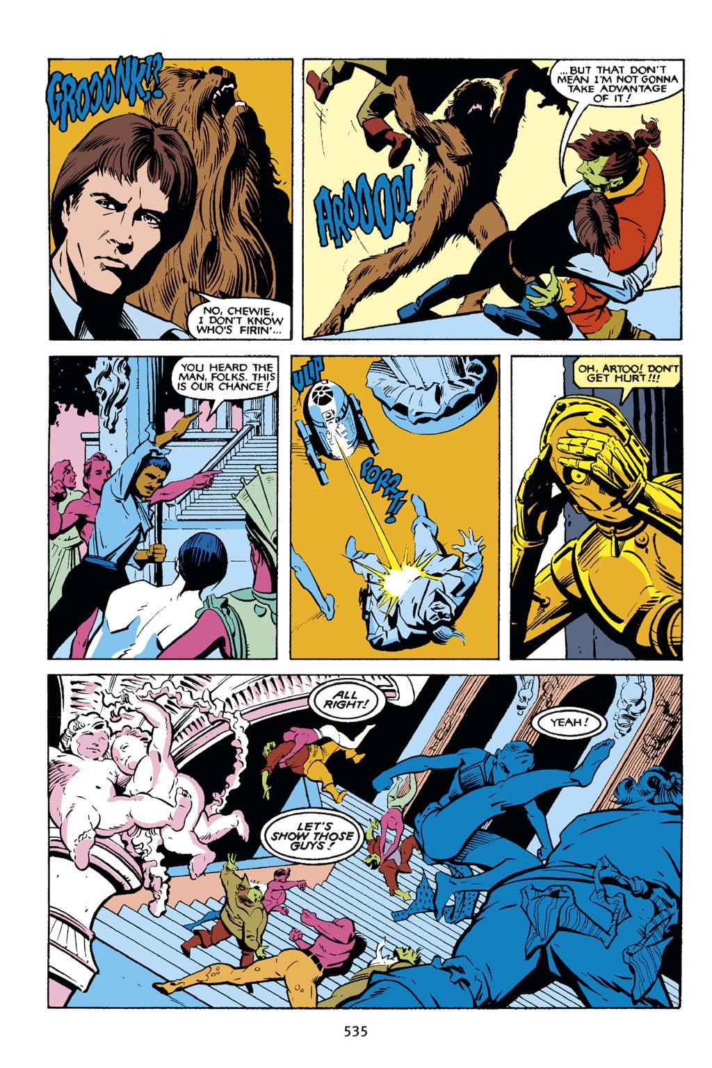 Read online Star Wars Omnibus comic -  Issue # Vol. 21.5 - 258