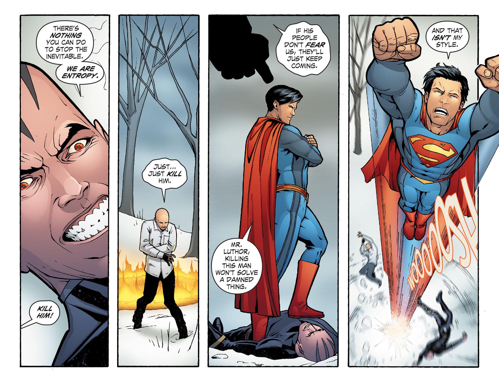 Read online Smallville: Alien comic -  Issue #11 - 16