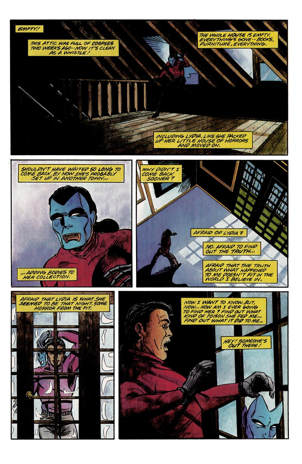 Read online Shadowman (1992) comic -  Issue #2 - 13