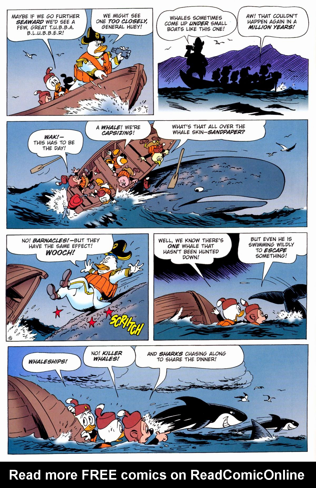 Read online Uncle Scrooge (1953) comic -  Issue #331 - 34