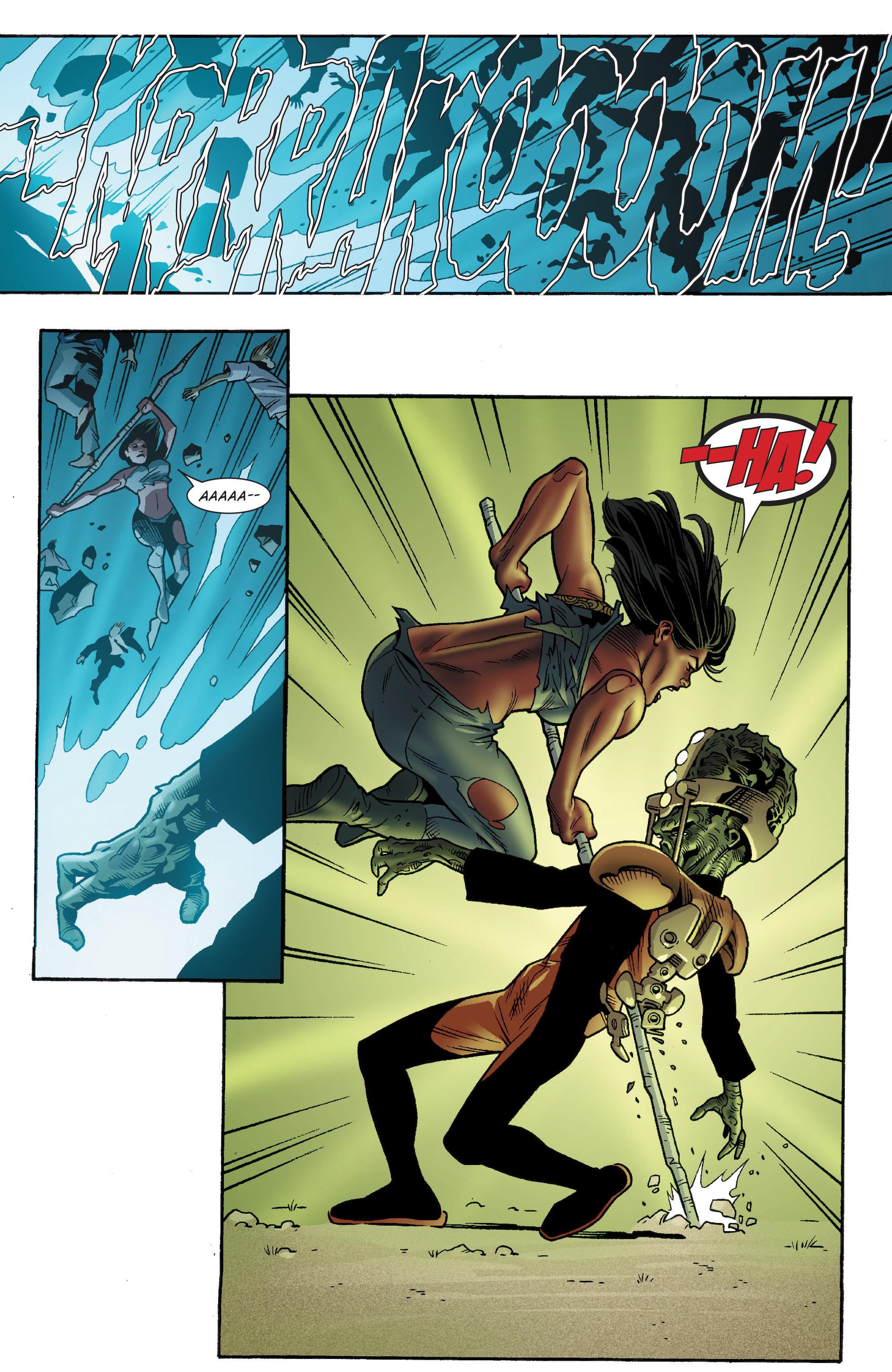Read online World War Hulk Aftersmash: Warbound, Vol. 1 comic -  Issue #5 - 14