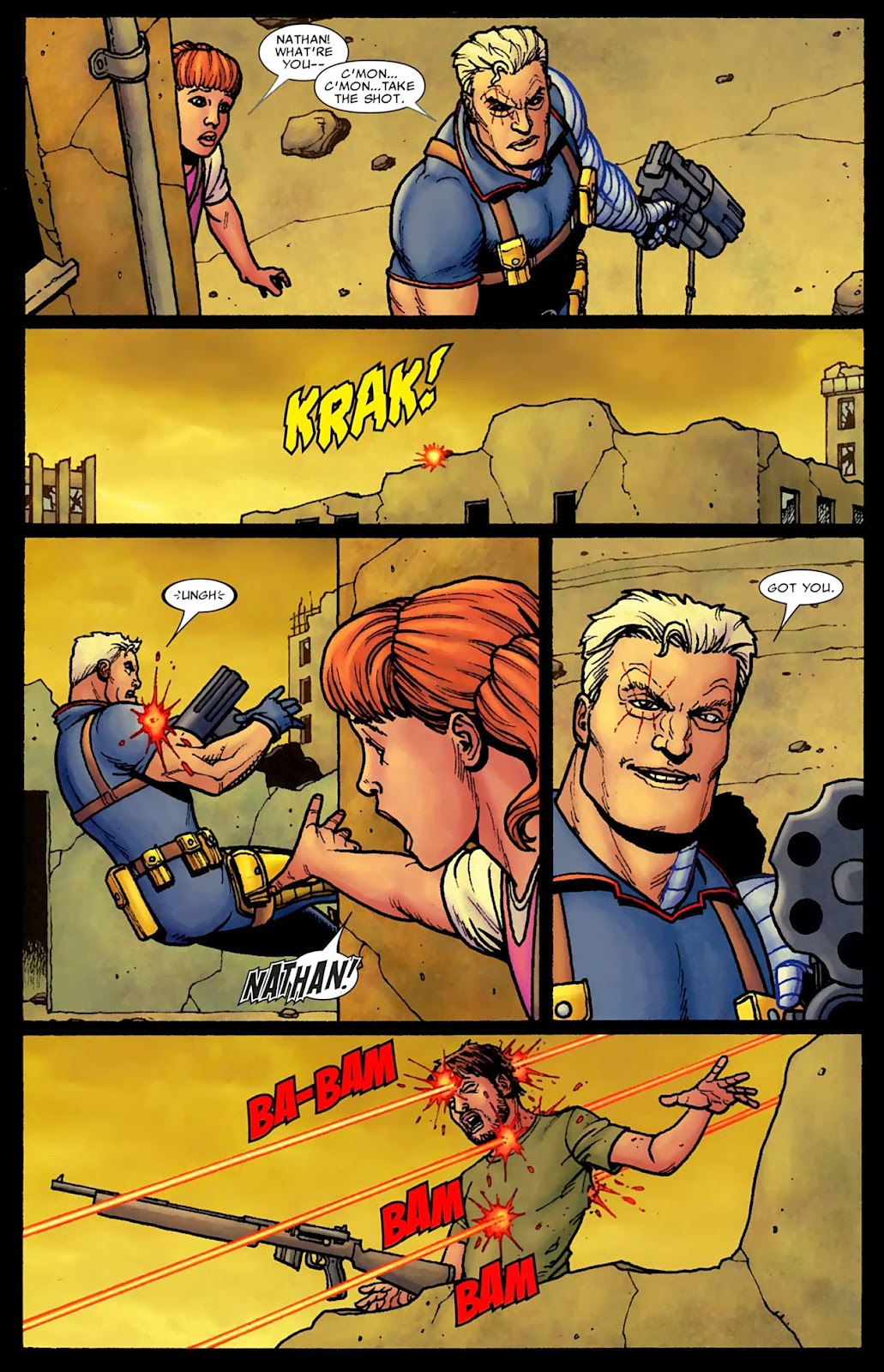 Read online X-Men: Second Coming Revelations comic -  Issue # TPB (Part 1) - 12