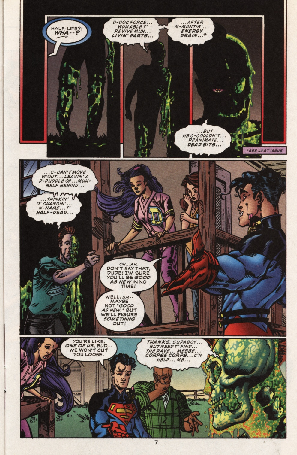Superboy & The Ravers issue 15 - Page 8