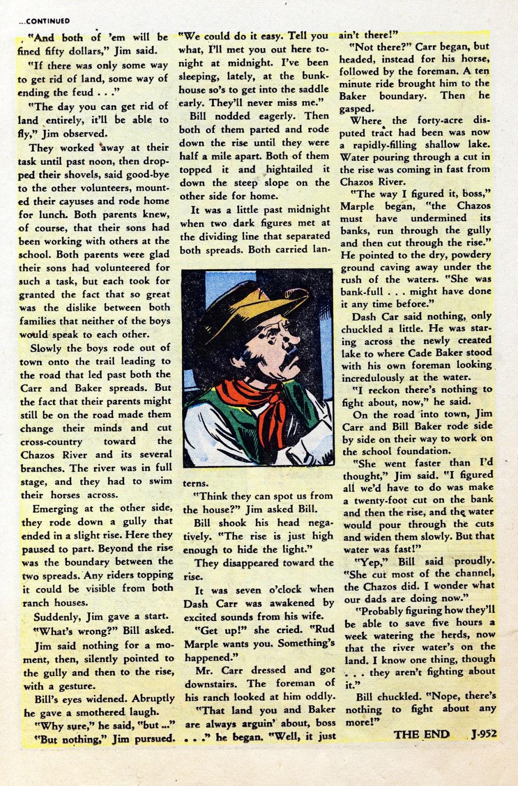 Gunsmoke Western issue 36 - Page 26