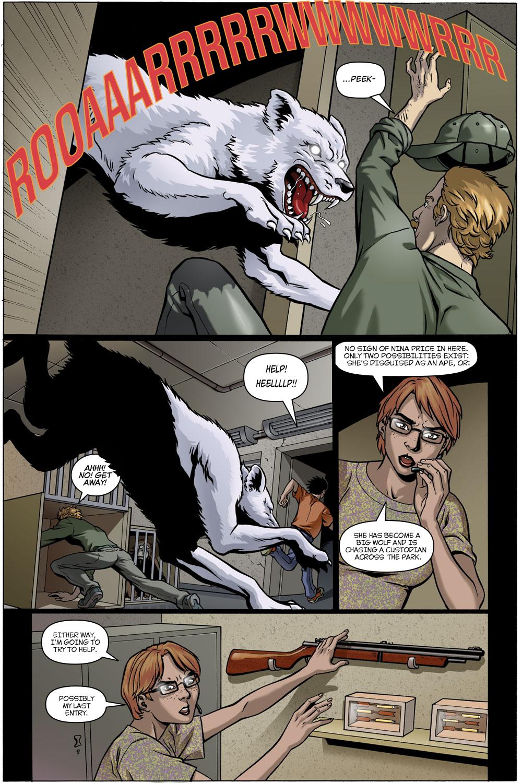 Read online Amazing Fantasy (2004) comic -  Issue #11 - 27
