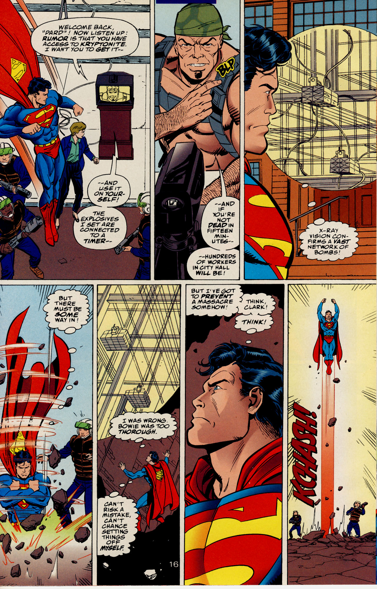 Read online Action Comics (1938) comic -  Issue #728 - 22