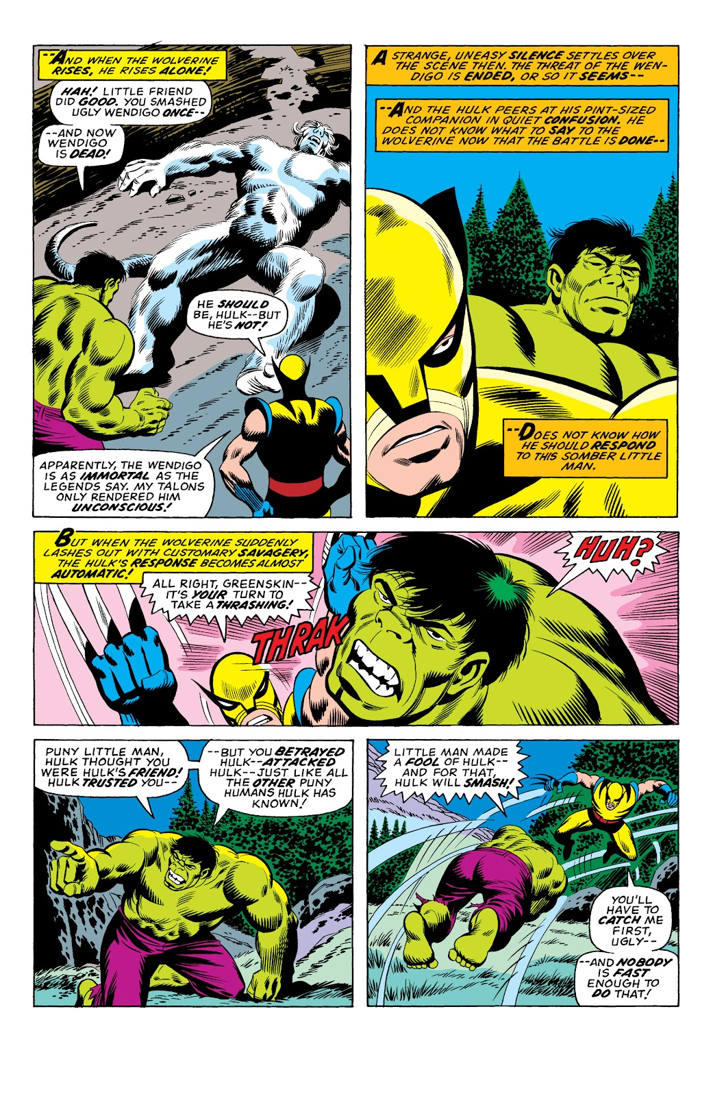 Read online Marvel Masterworks: The Incredible Hulk comic -  Issue # TPB 10 (Part 3) - 10