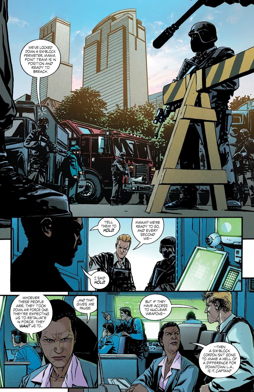 Read online Hardcore comic -  Issue #4 - 9