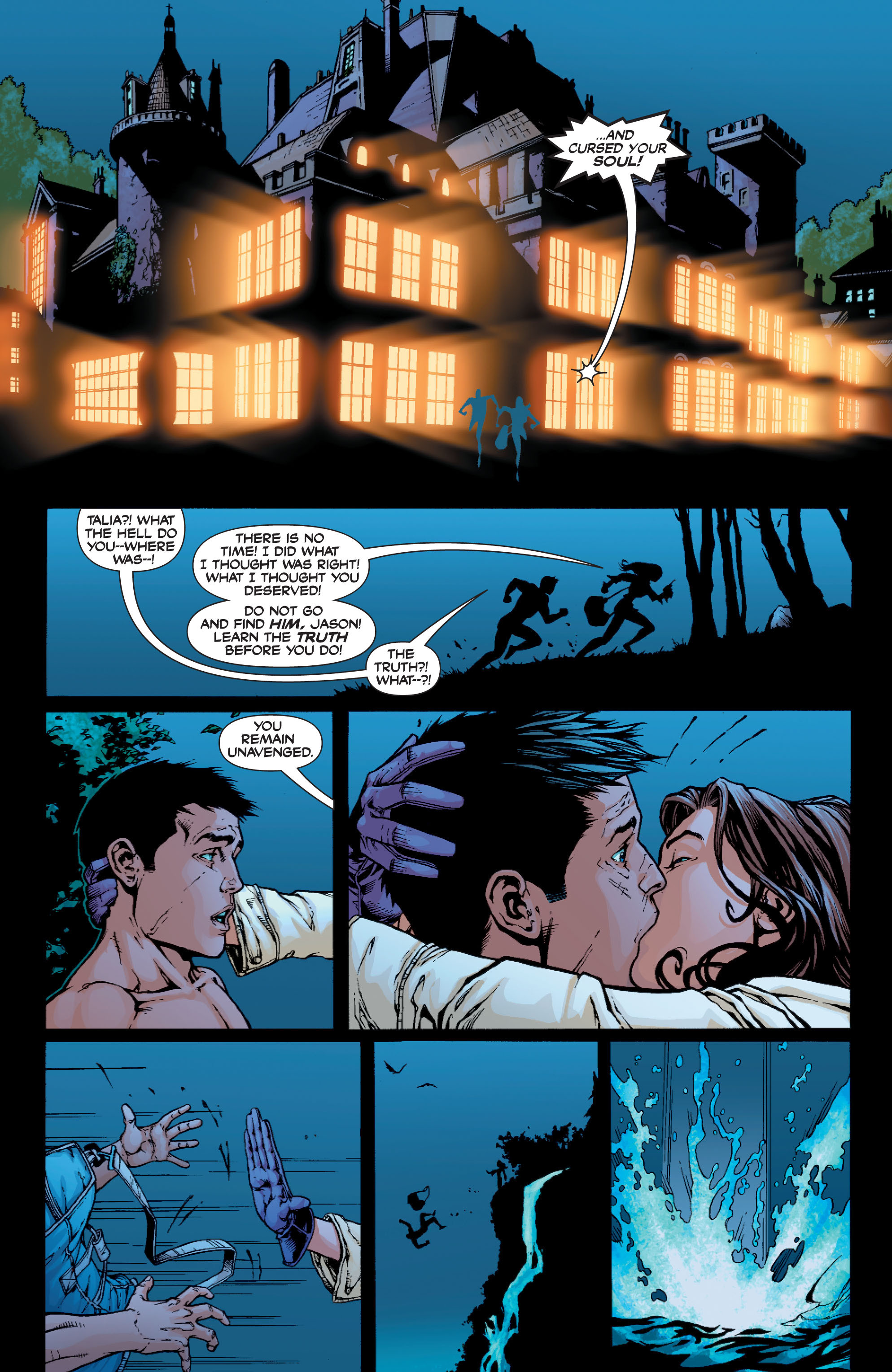Read online Batman: Under The Red Hood comic -  Issue # Full - 349