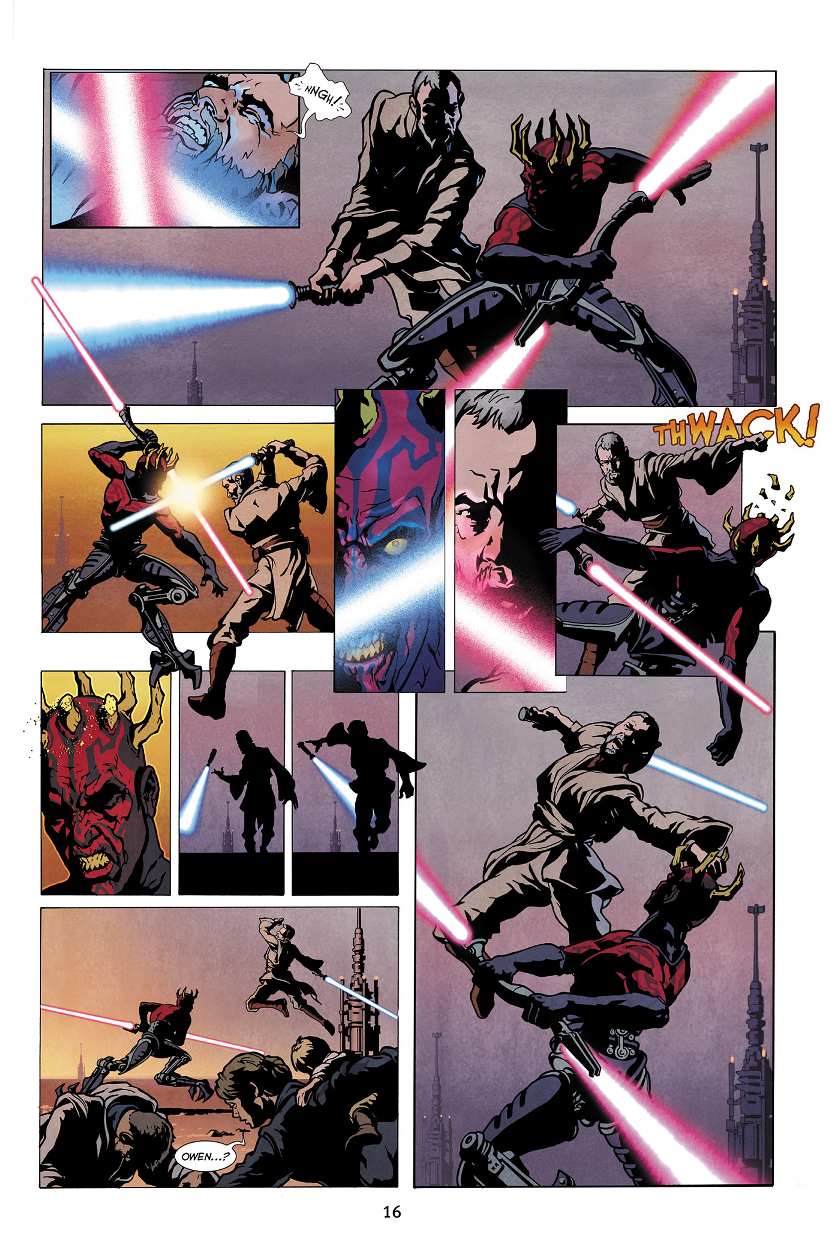 Read online Star Wars Omnibus comic -  Issue # Vol. 30 - 15