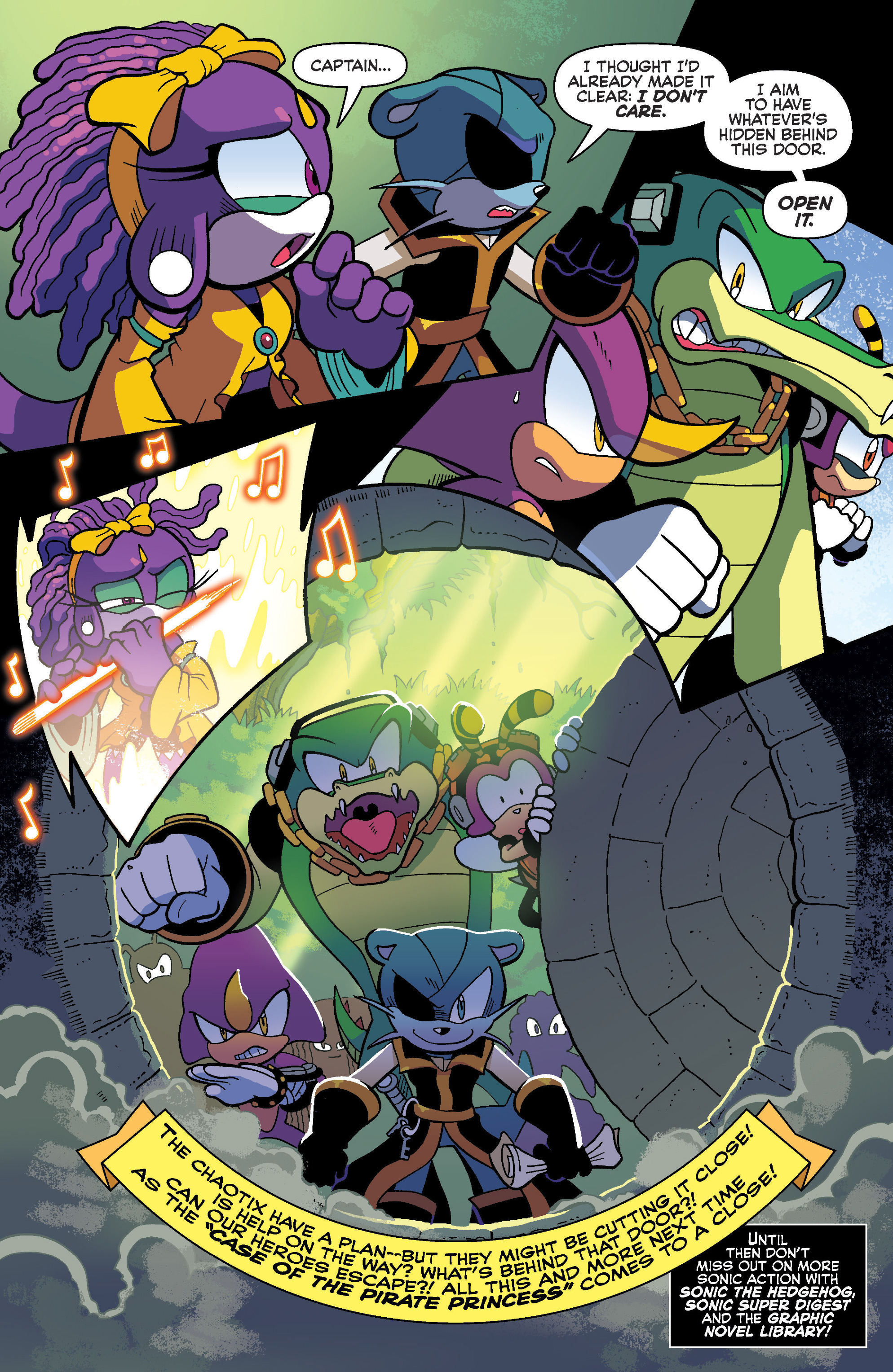 Read online Sonic Universe comic -  Issue #93 - 22
