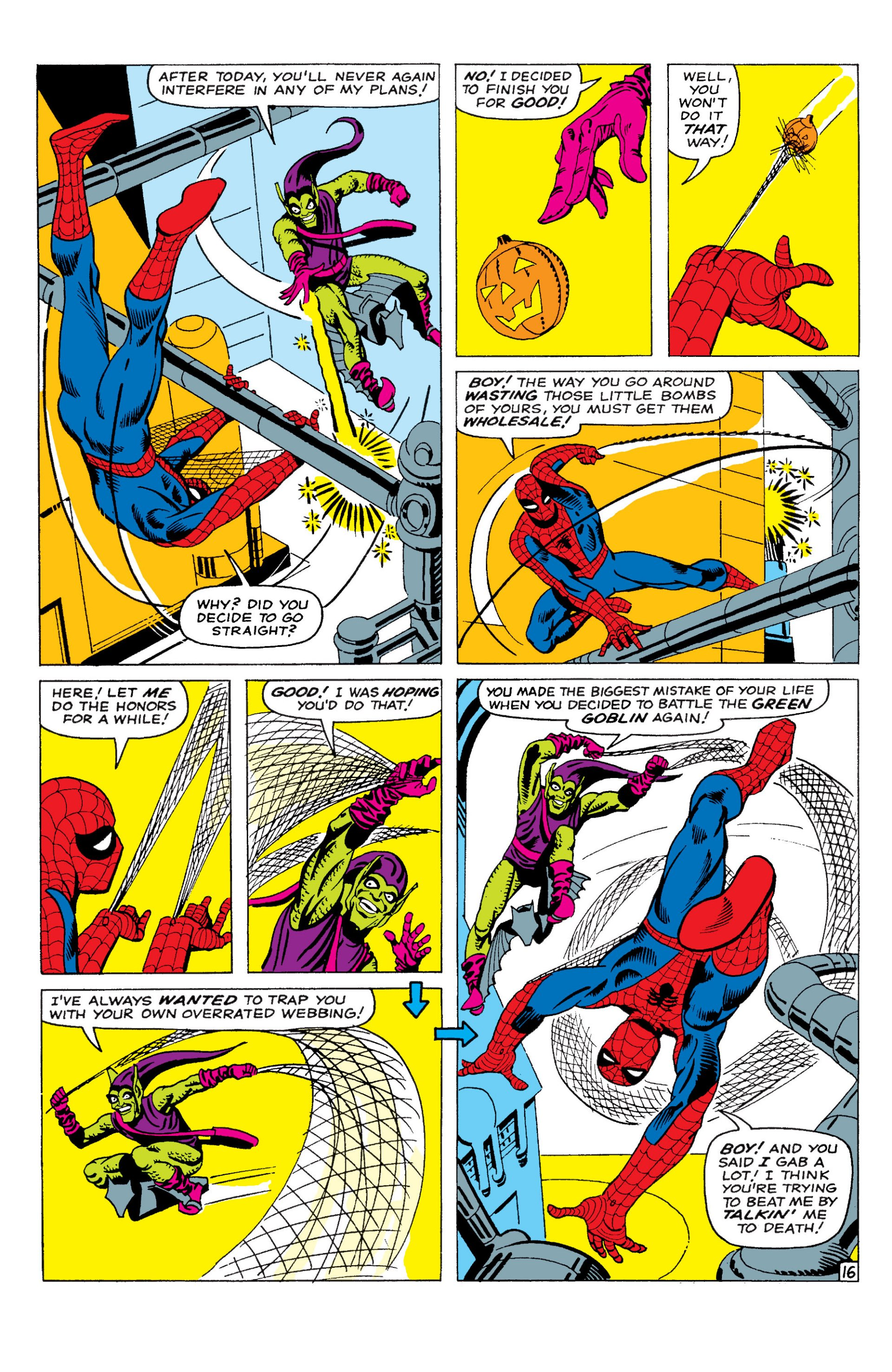 The Amazing Spider-Man (1963) 23 Page 16
