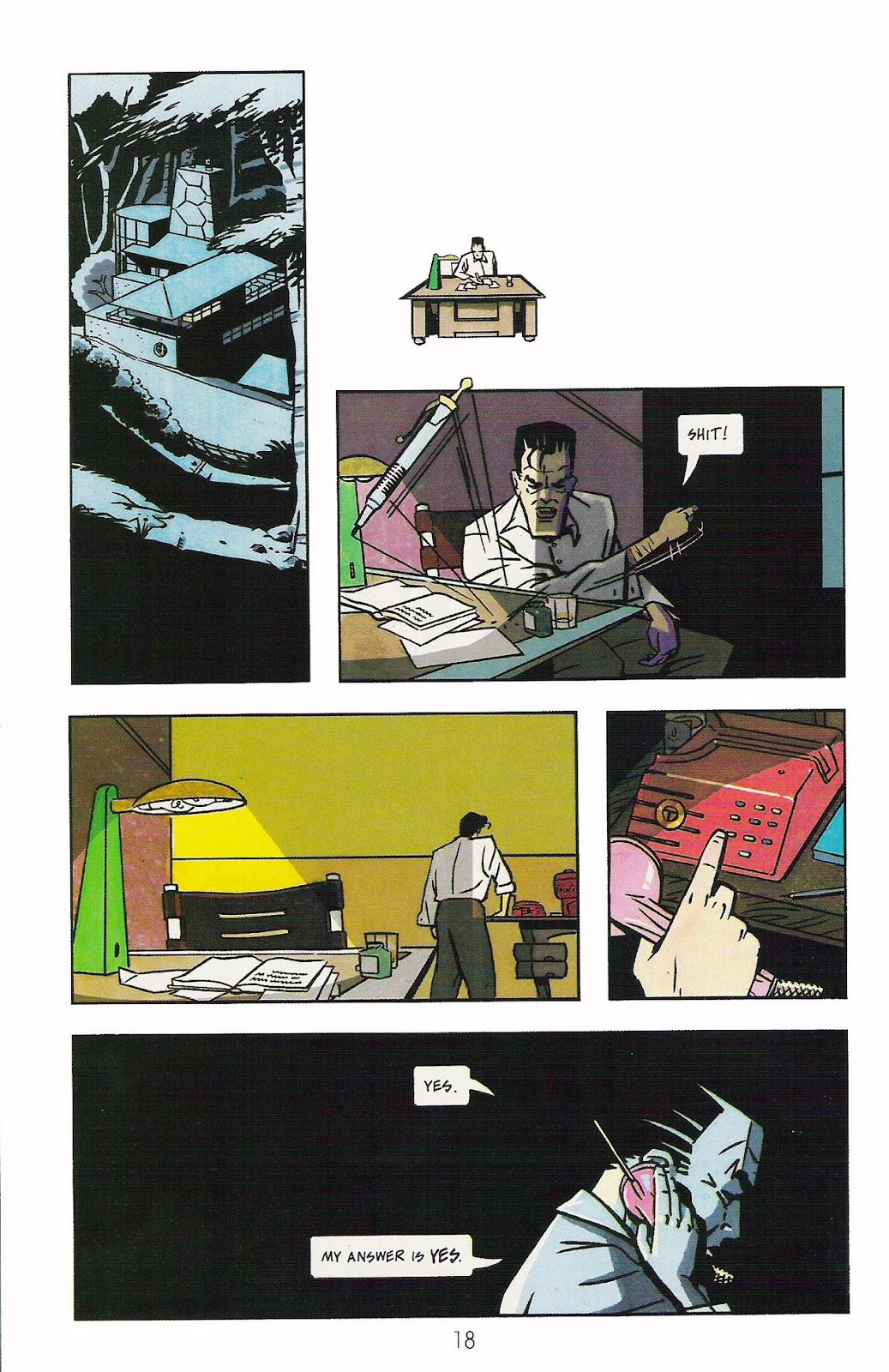 Read online Dare comic -  Issue #1 - 20
