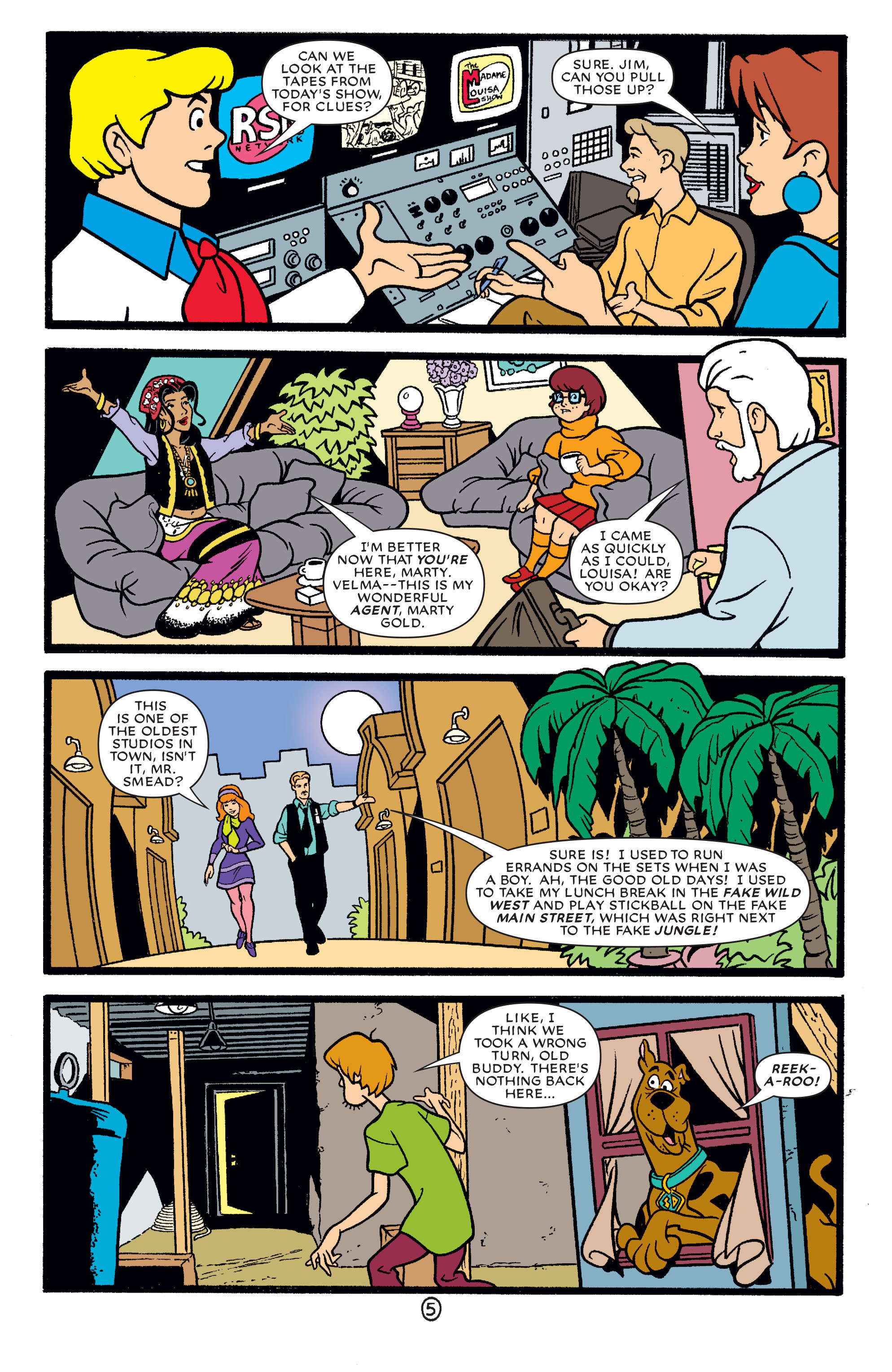 Read online Scooby-Doo: Where Are You? comic -  Issue #78 - 16