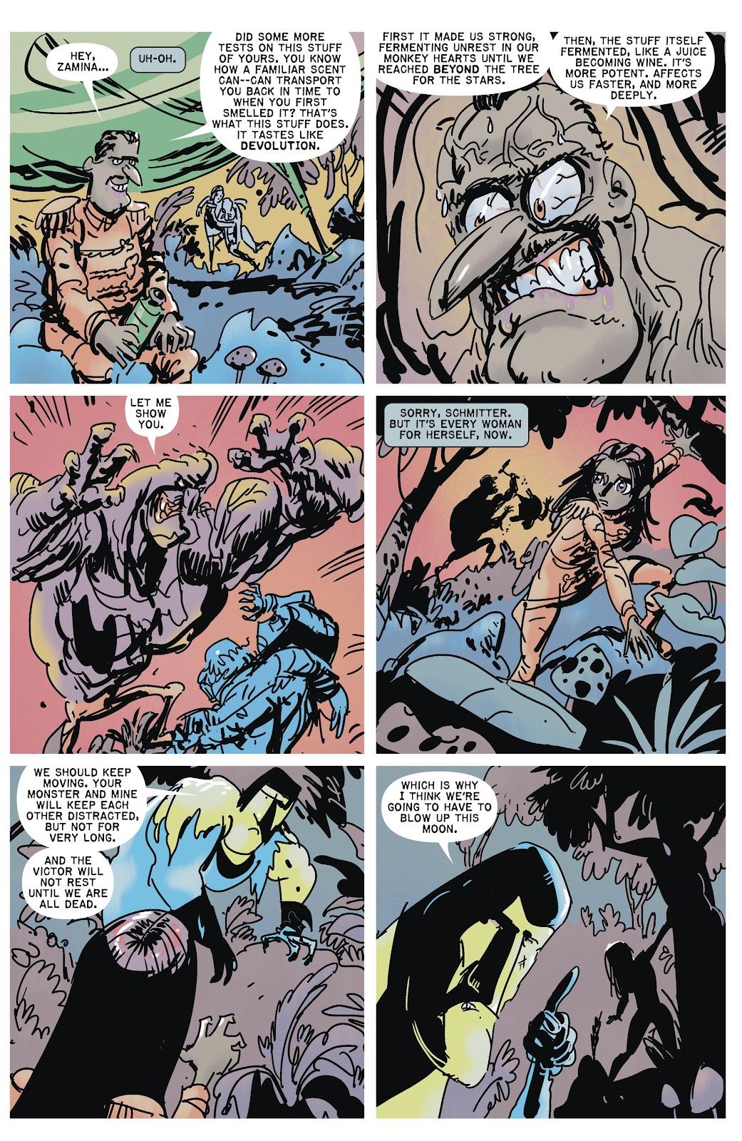 Read online Strange Adventures (2014) comic -  Issue # TPB (Part 2) - 43