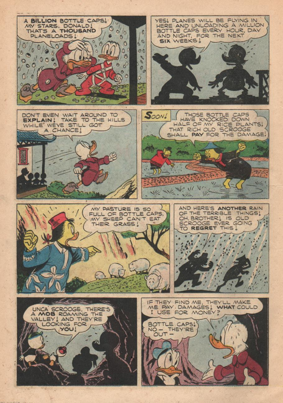 Read online Uncle Scrooge (1953) comic -  Issue #6 - 22