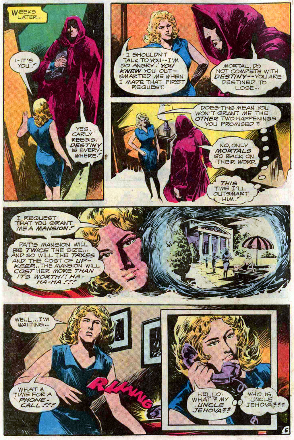 Read online Secrets of Haunted House comic -  Issue #34 - 10
