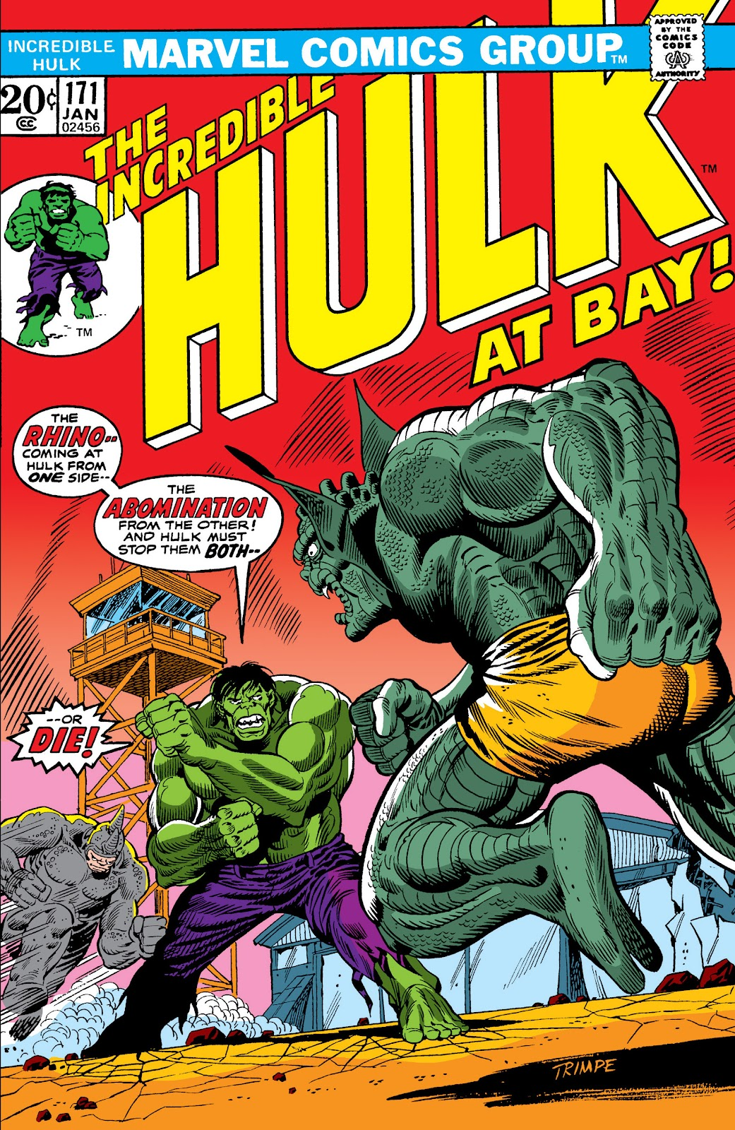 Read online Marvel Masterworks: The Incredible Hulk comic -  Issue # TPB 10 (Part 1) - 7