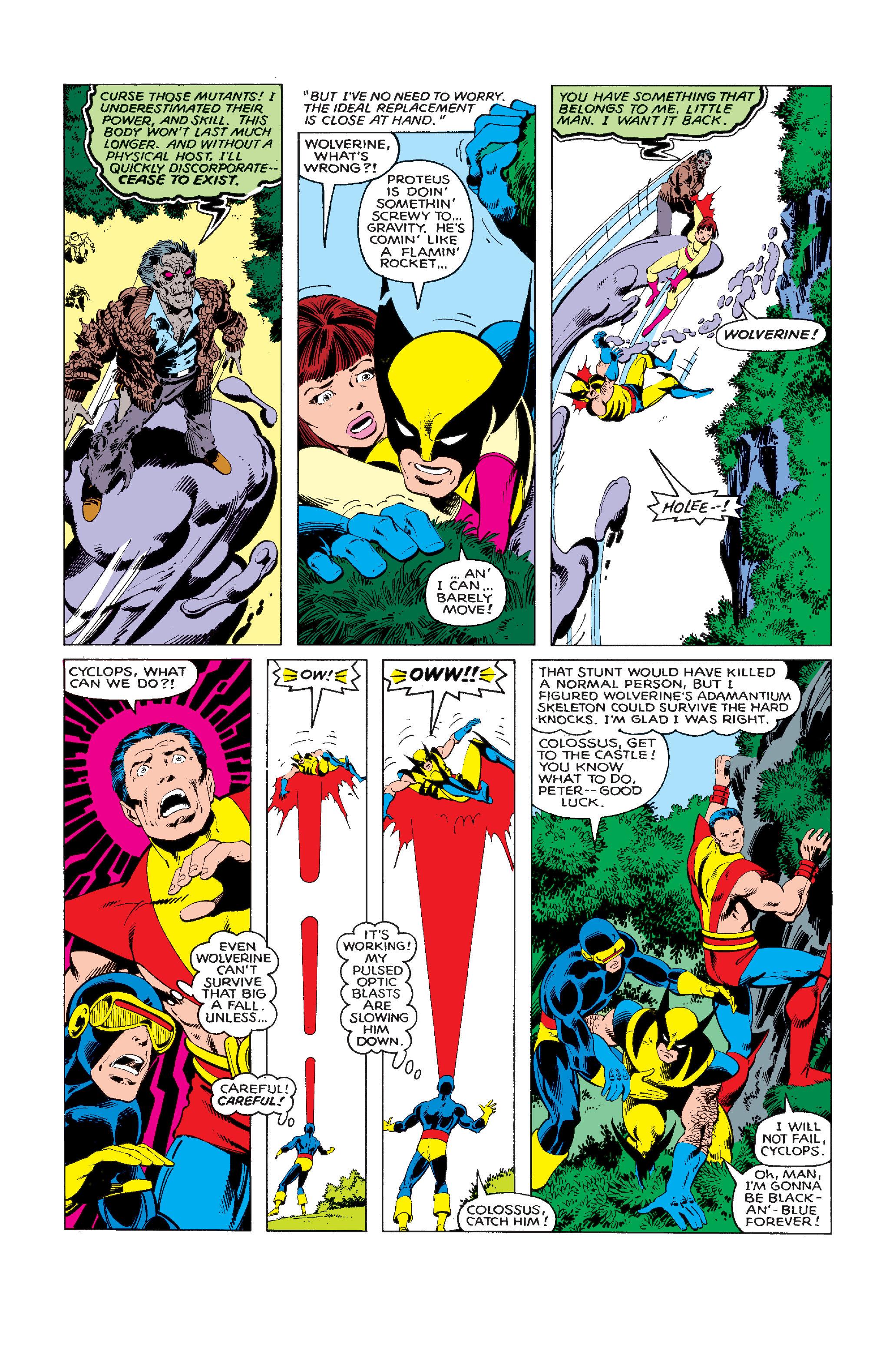 Read online Uncanny X-Men (1963) comic -  Issue #128 - 14