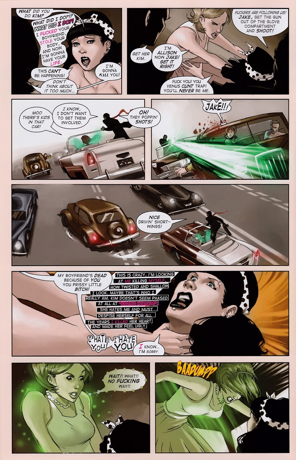 Read online Vescell comic -  Issue #2 - 12