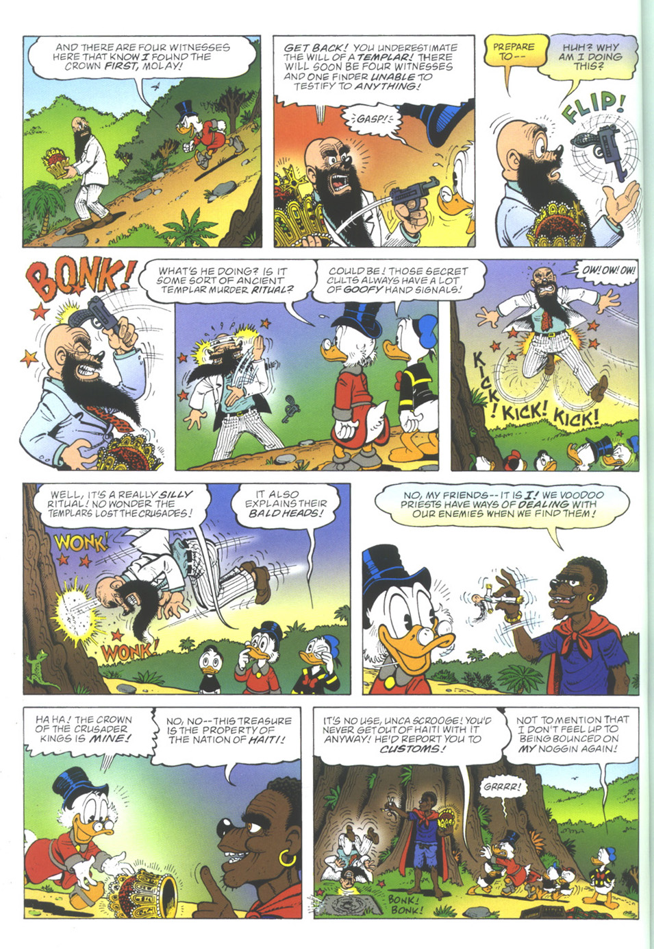 Read online Uncle Scrooge (1953) comic -  Issue #339 - 28