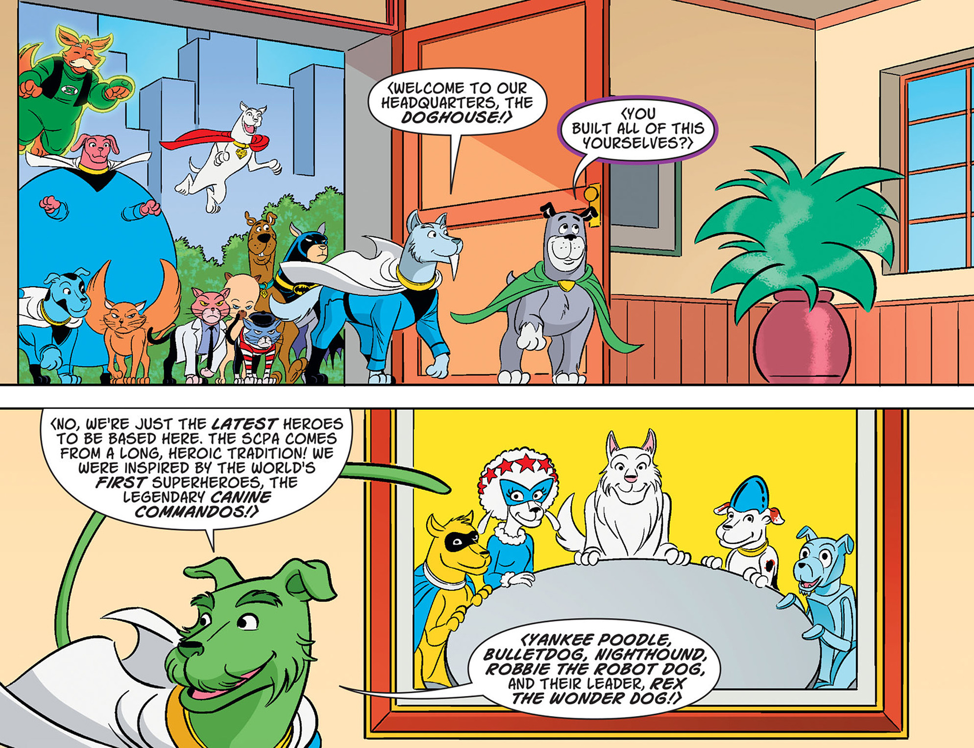 Read online Scooby-Doo! Team-Up comic -  Issue #35 - 20