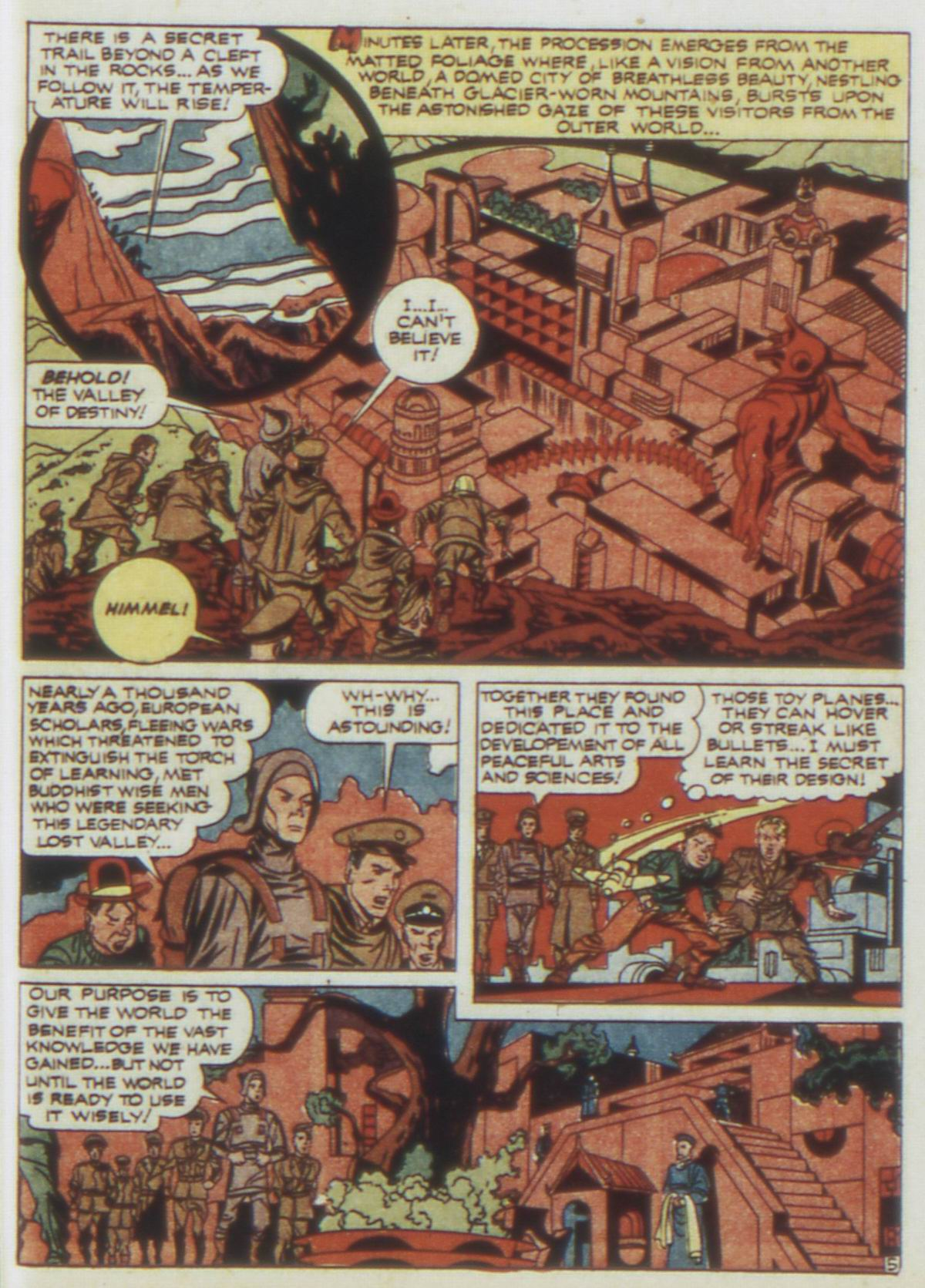Read online Detective Comics (1937) comic -  Issue #77 - 51