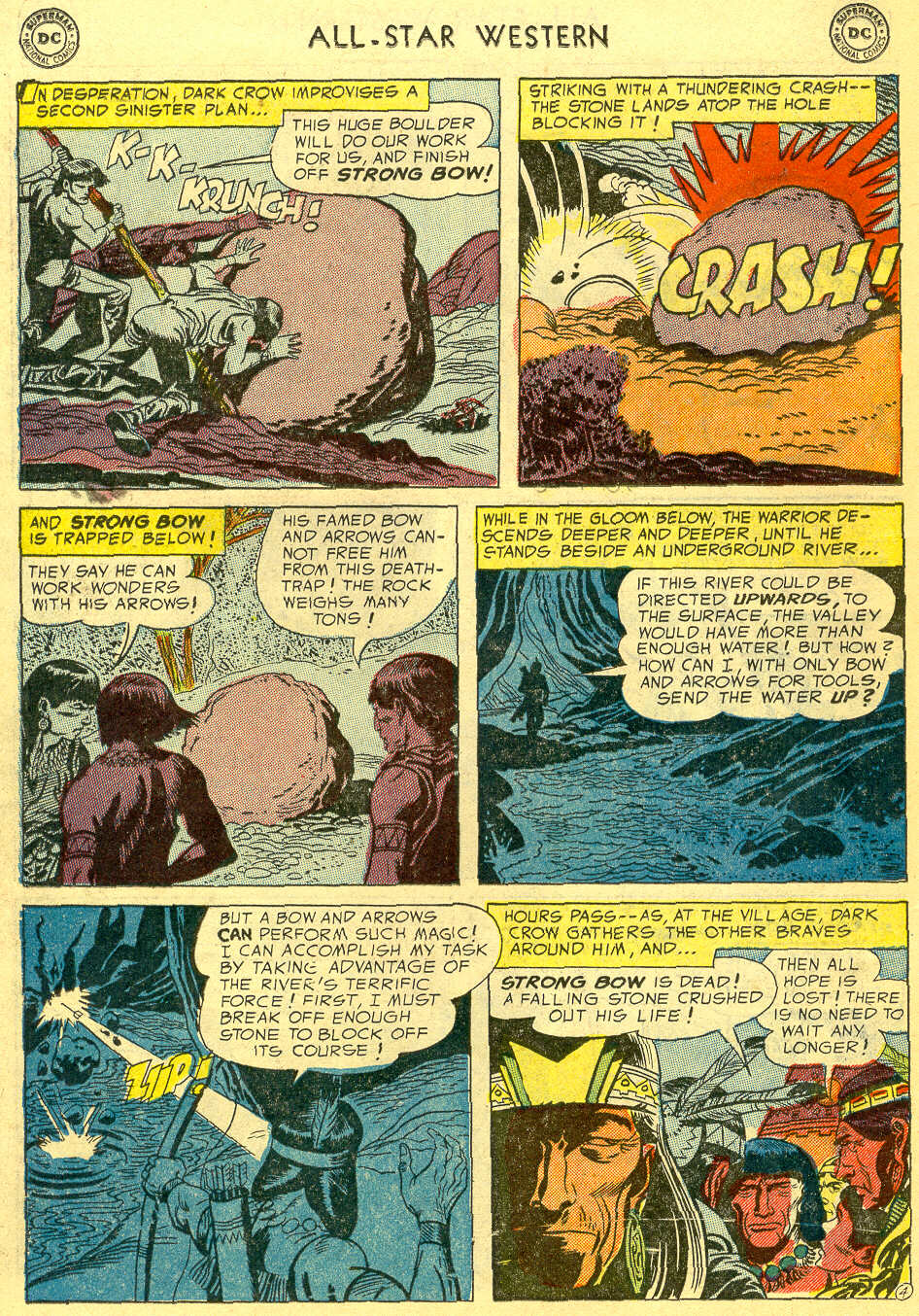 Read online All-Star Western (1951) comic -  Issue #78 - 14