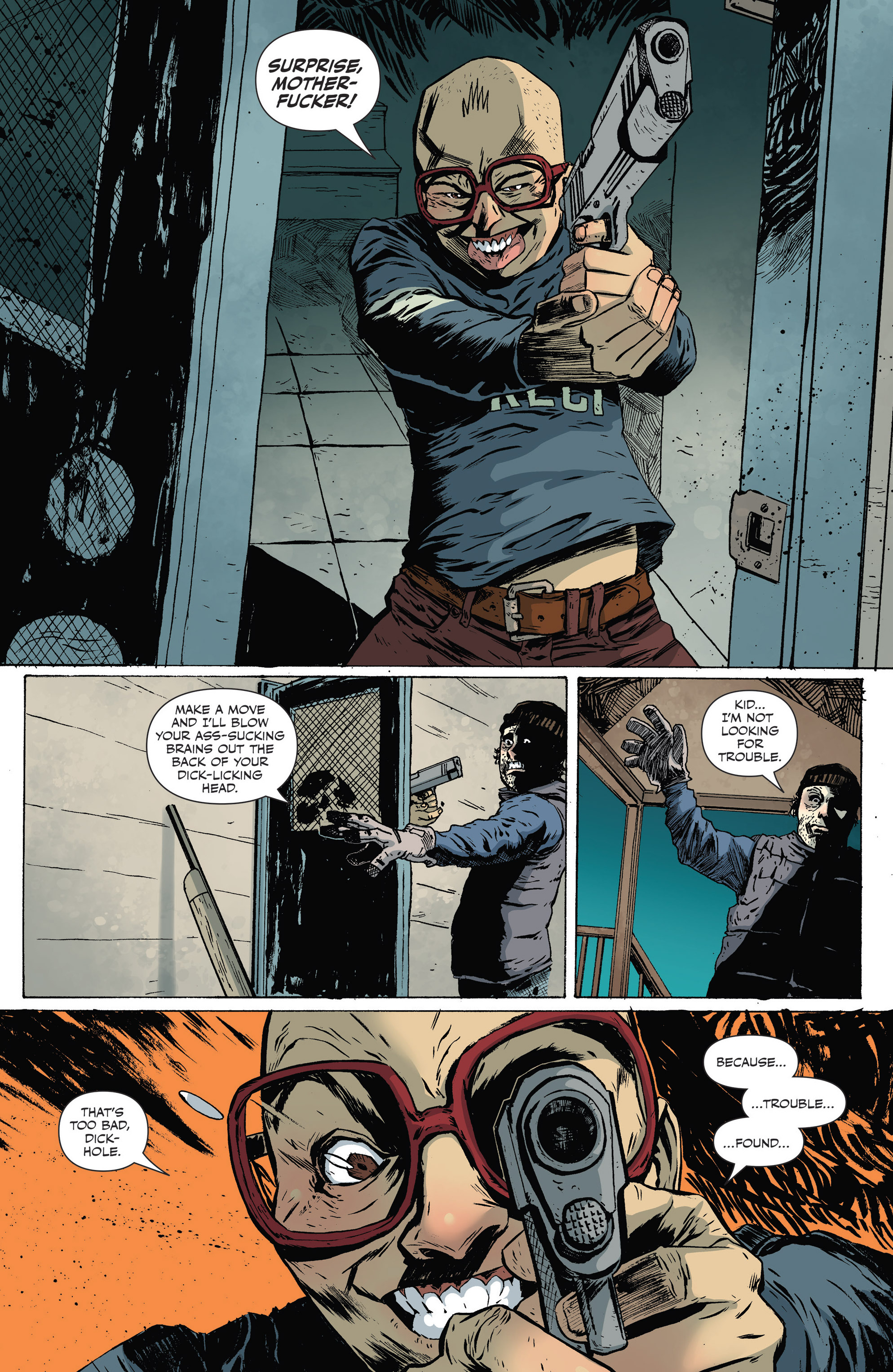 Read online Sheltered comic -  Issue #9 - 8